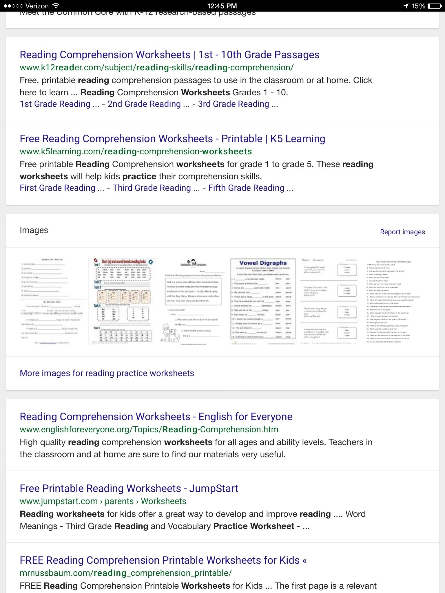 1st Grade Reading Fluency Worksheets Math Worksheet Readingssages 2nd Grade Prehension