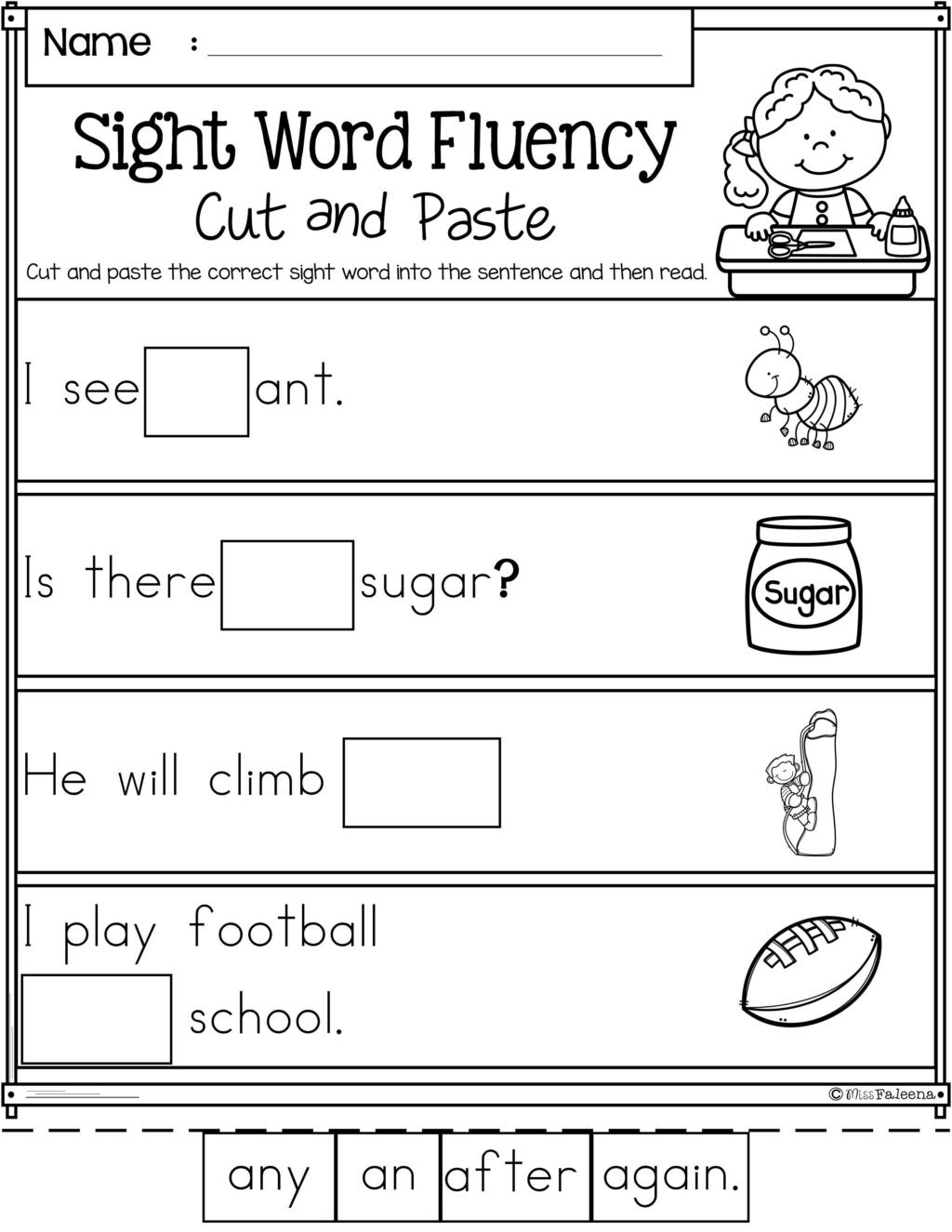 1st Grade Reading Fluency Worksheets Worksheet Readingrskheetsrksheet Ideas 1st Grade Fluency