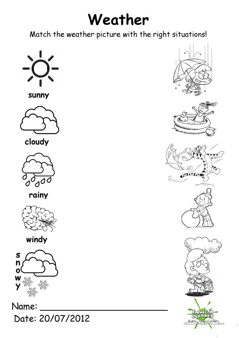 1st Grade Weather Worksheets Seasons Unit 1st Grade Lessons Tes Teach