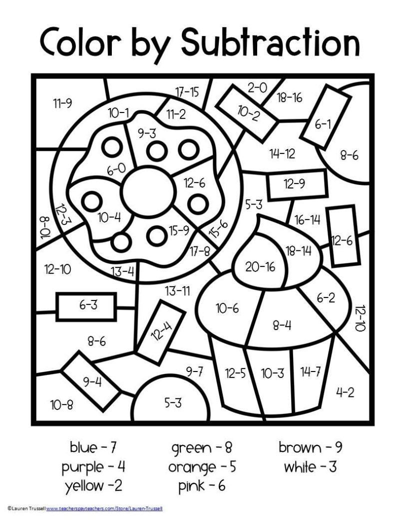 2nd Grade Math Coloring Worksheets Coloring Book Thirdade Math Coloring Worksheets Amazing