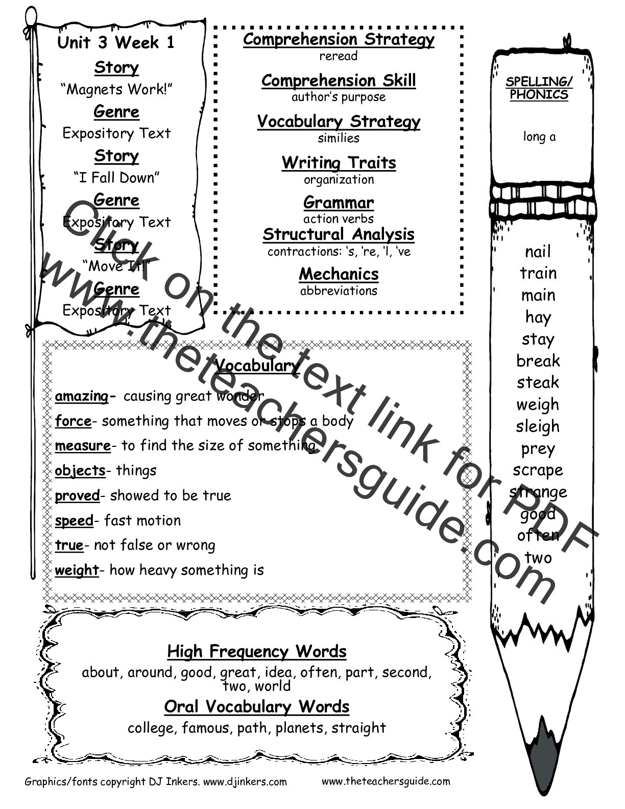 2nd Grade Measurement Worksheet Mcgraw Hill Wonders Second Grade Resources and Printouts