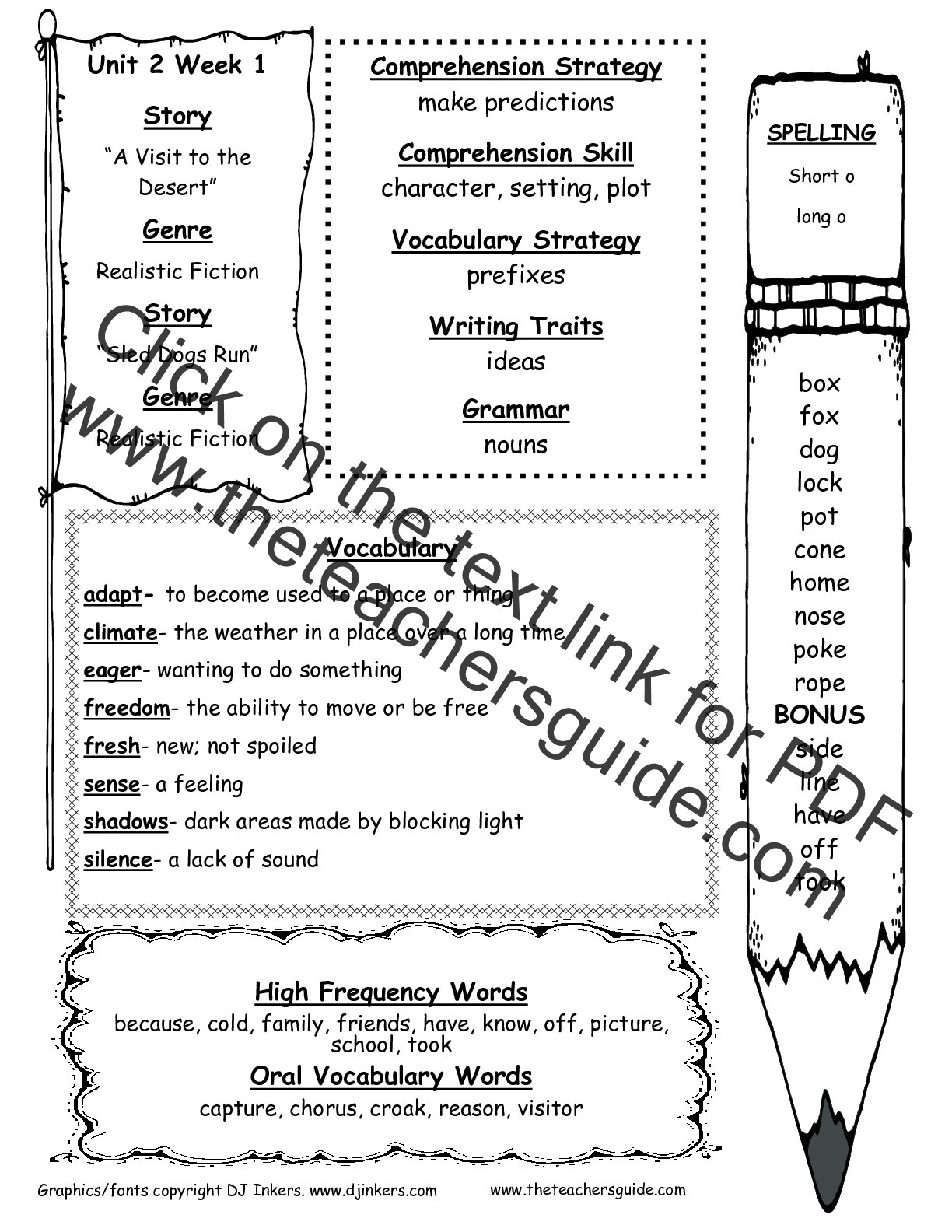 2nd Grade Spelling Words Worksheets Mcgraw Hill Wonders Second Grade Resources and Printouts