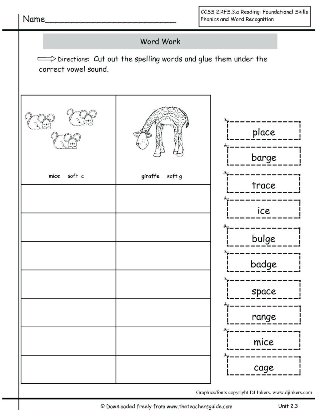 2nd Grade Writing Worksheets Pdf Worksheet Writing Worksheets for 2nd Grade Reading and Pdf