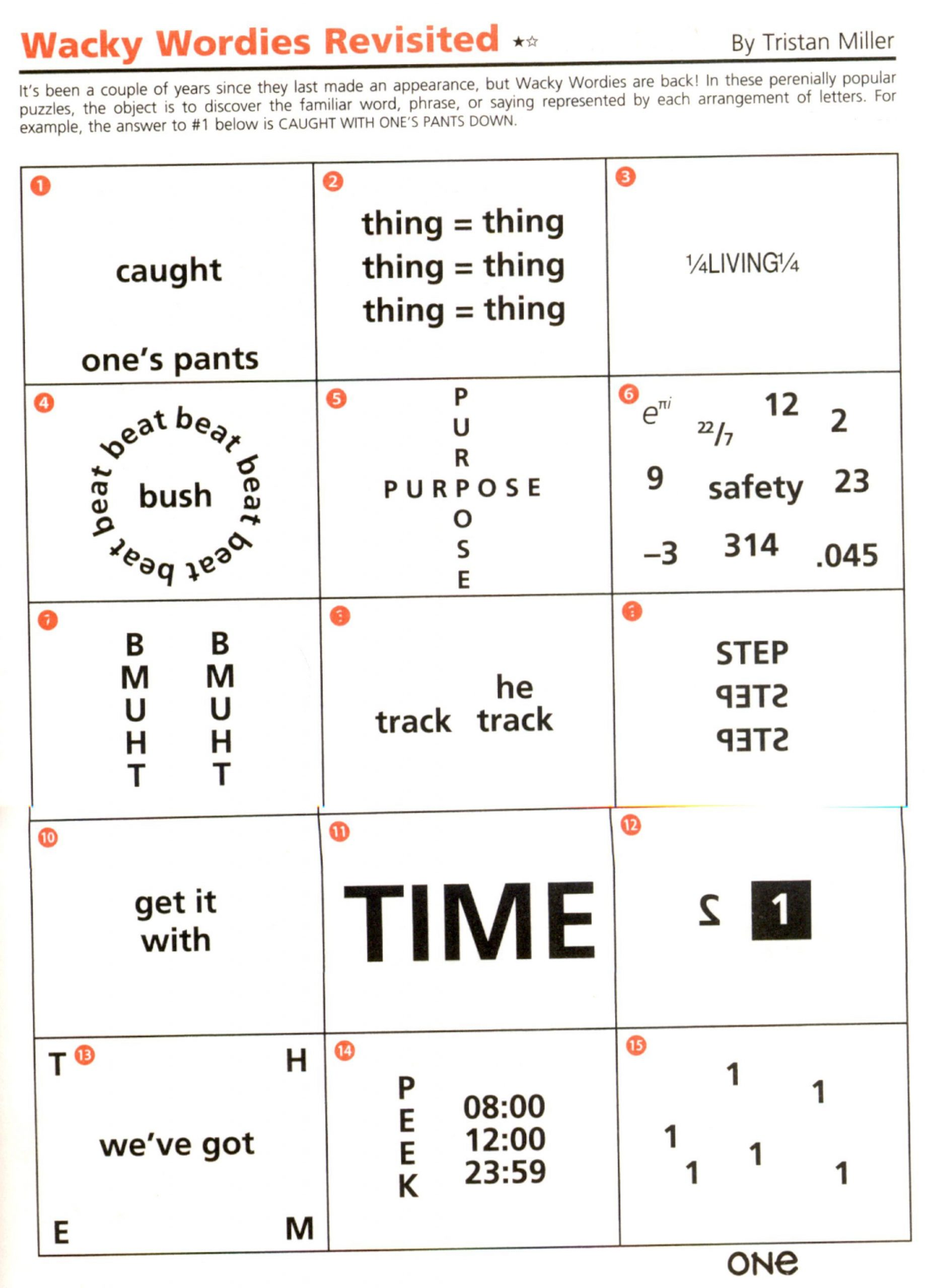 3rd Grade Brain Teasers Worksheets 37 Awesome Brain Teasers with Answers Word Puzzles