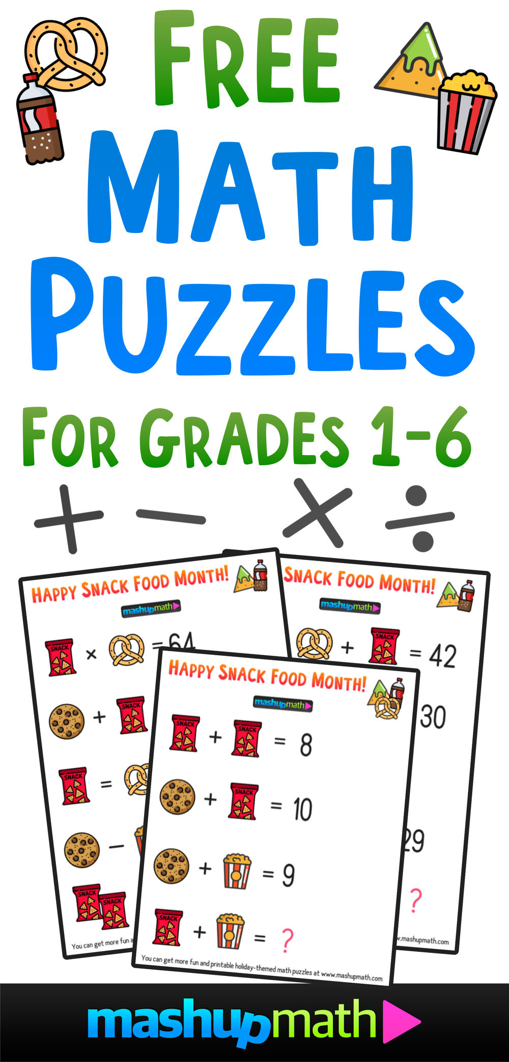 3rd Grade Brain Teasers Worksheets Free Math Brain Teaser Puzzles for Kids In Grades 1 6 to