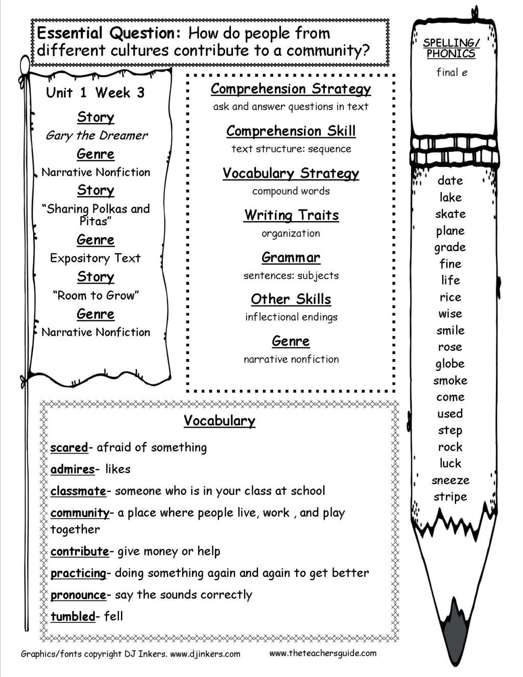 3rd Grade Spelling Worksheets Pdf Worksheet Worksheet Free 3rd Grade Reading Passages for