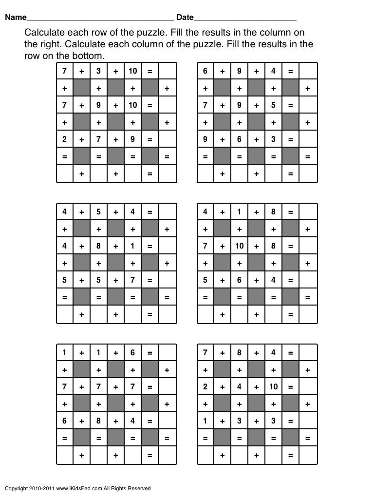6th Grade Math Puzzles Printable 4rth Grade Workplace Safety Worksheets for Students Metaphor