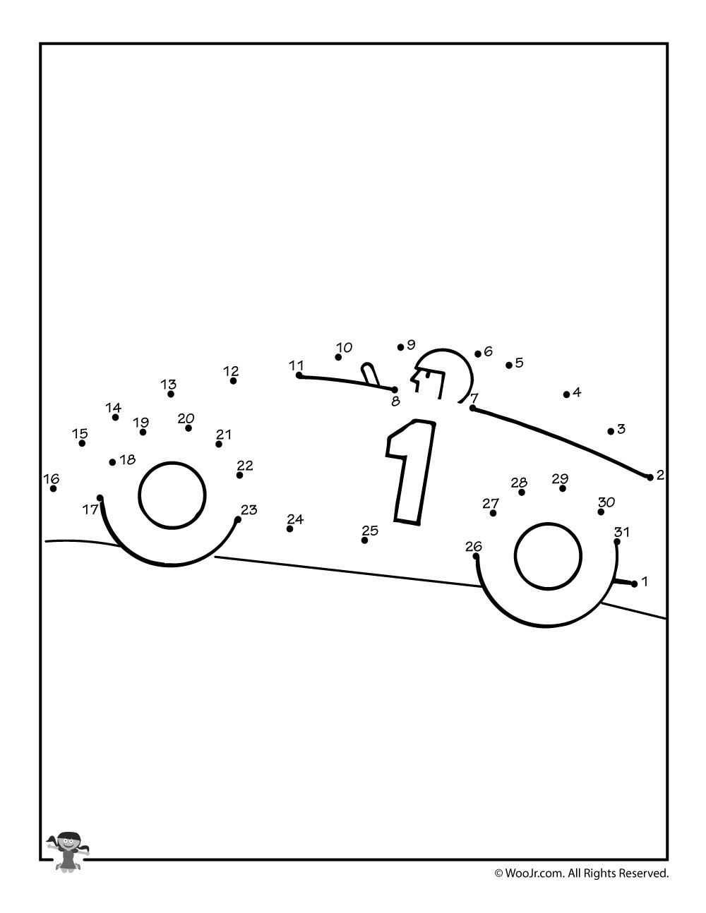 Abc Connect the Dots Printable Coloring Pages Amazing Connect the Dots Ideas