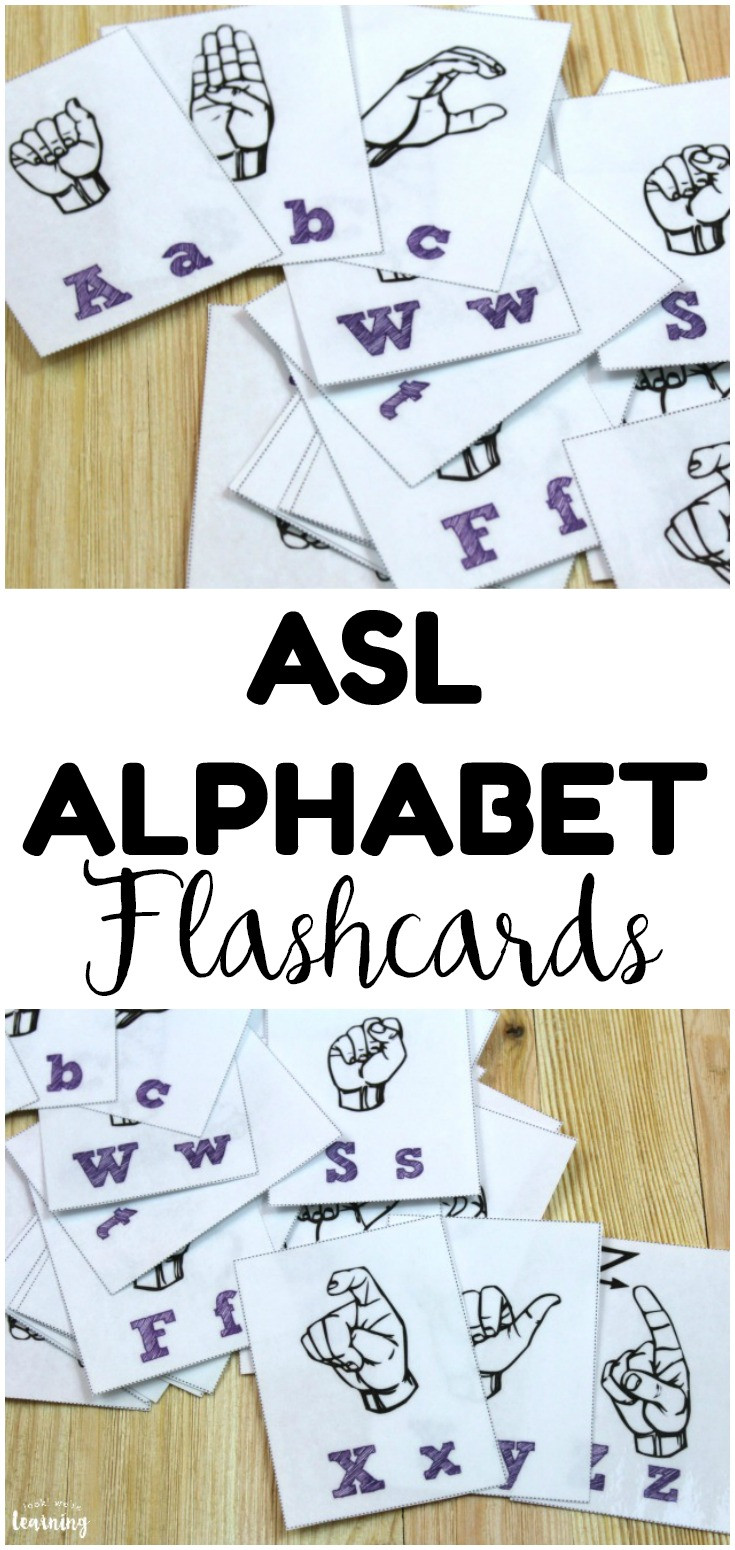American Sign Language Worksheets Printable Sign Language Archives Look We Re Learning