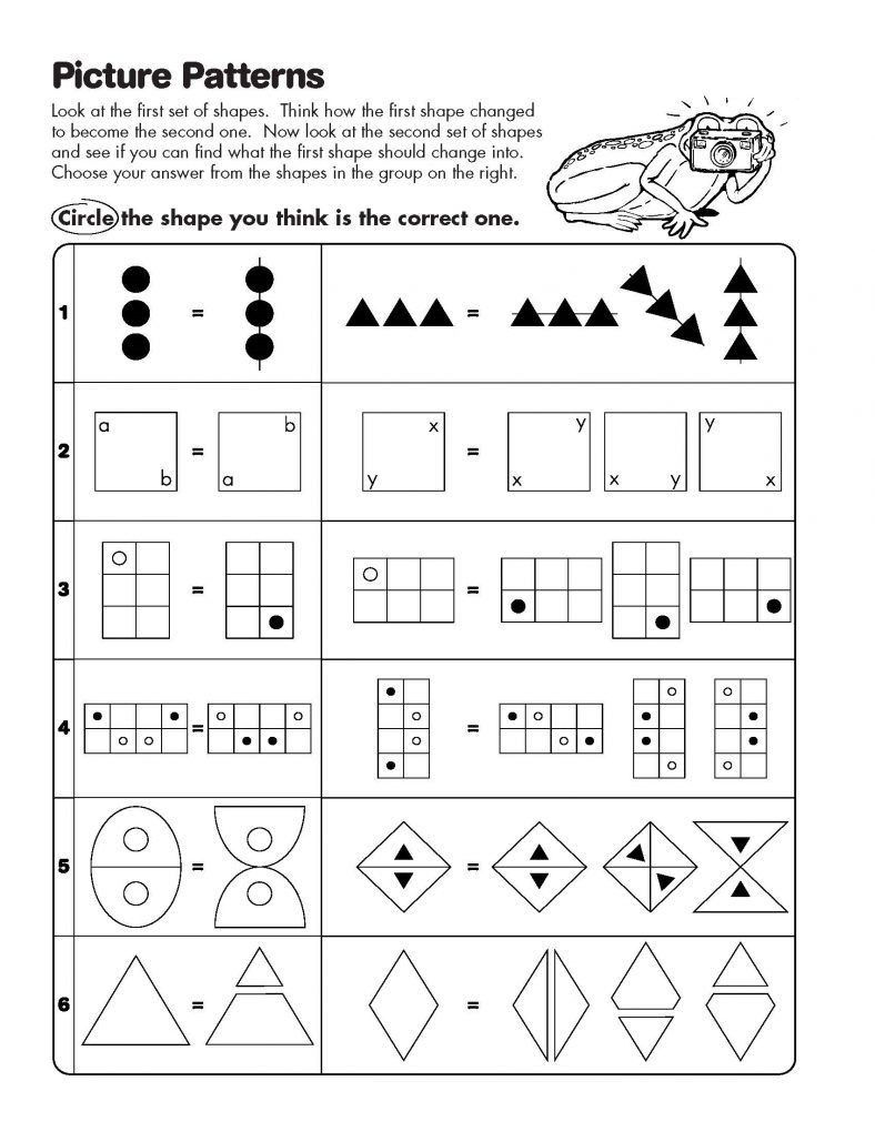 Analogy Worksheets for Middle School Math Analogies Worksheets