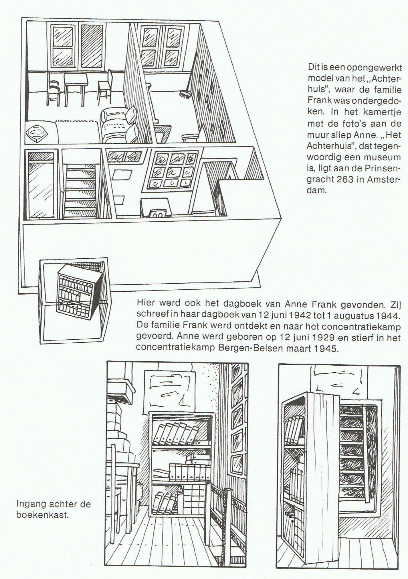 Anne Frank Worksheets Middle School This is In some sort Of foreign Language but the Pictures