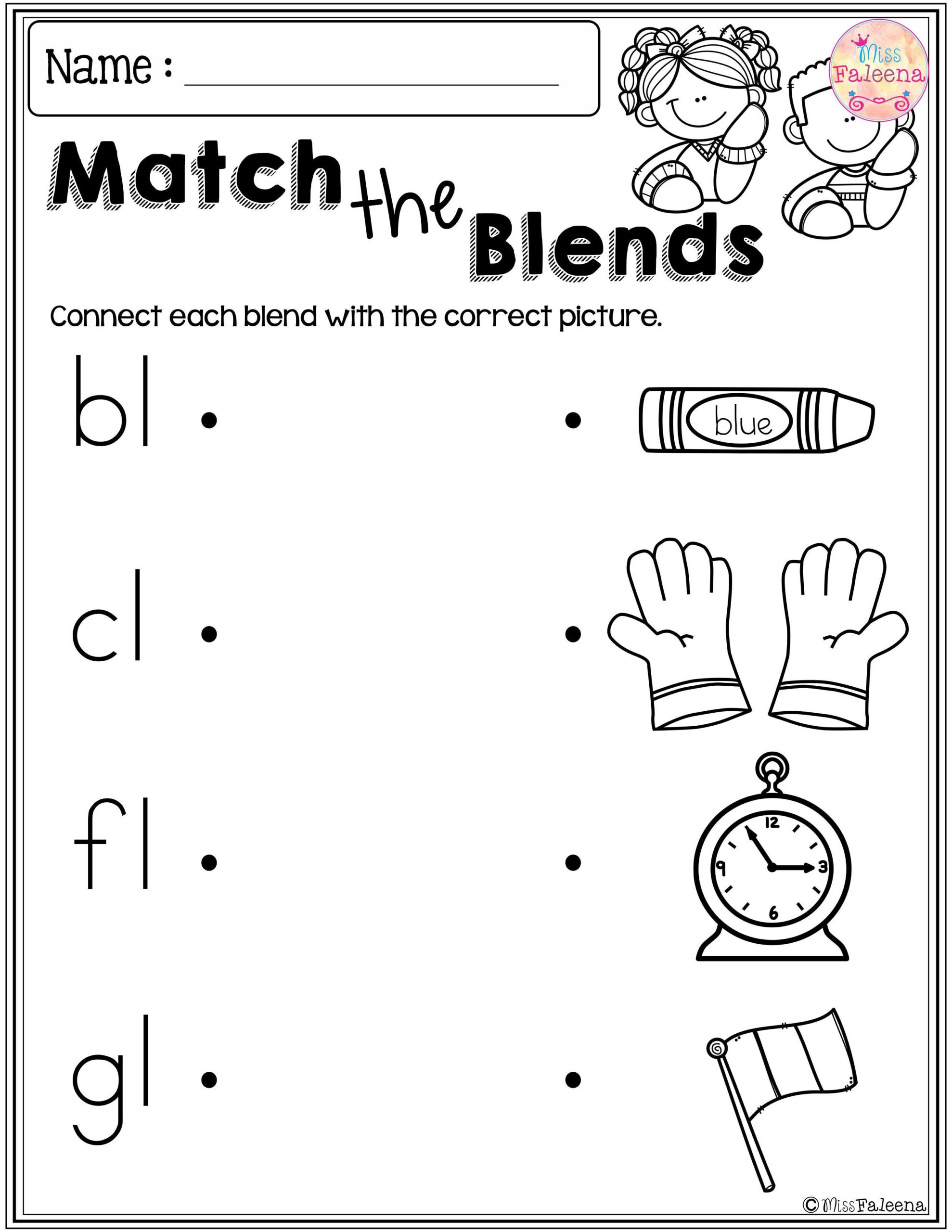 Blending Worksheets 1st Grade Holiday Math Worksheets Trivia Worksheets for Kids Free