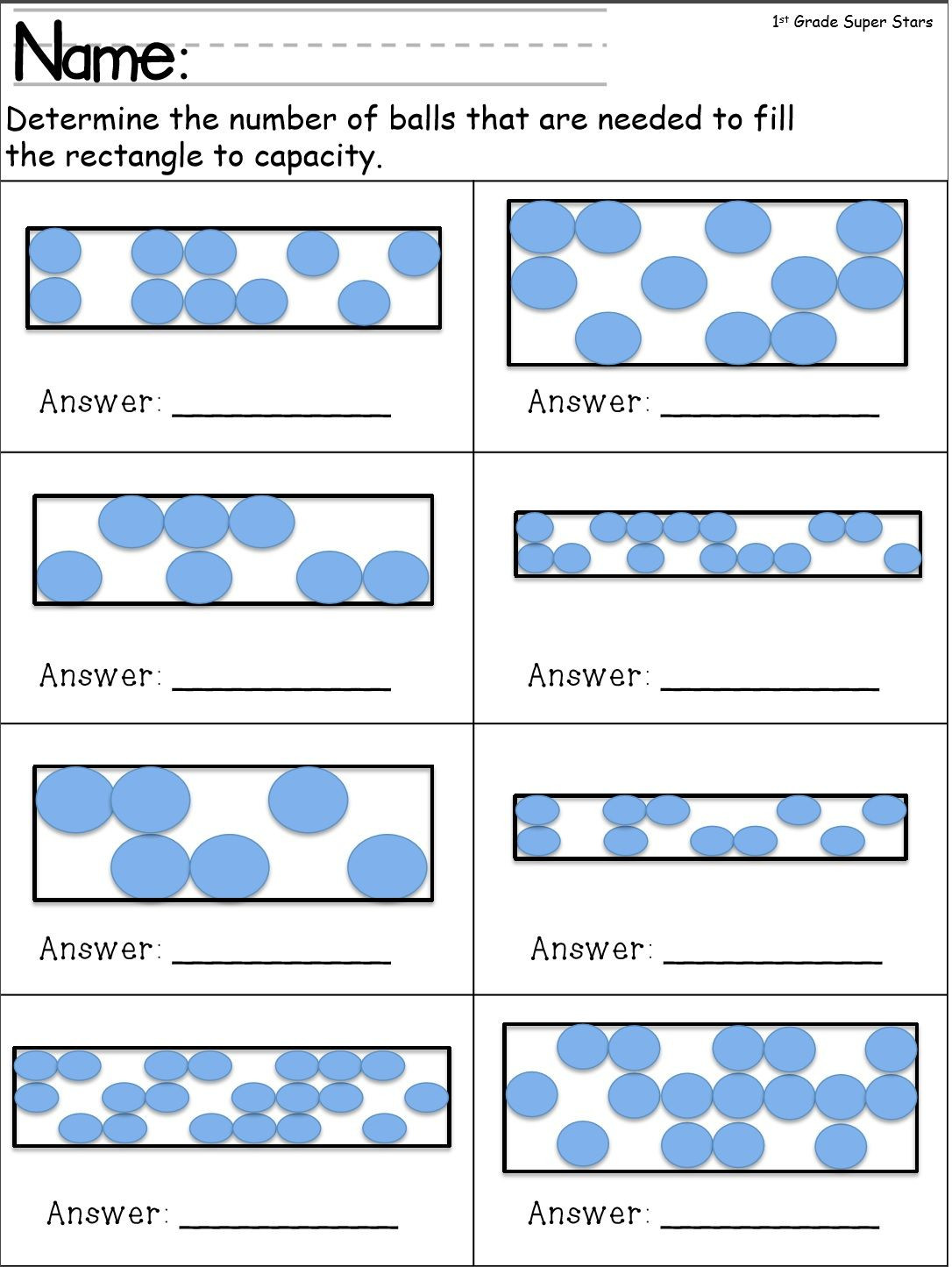 Capacity Maths Worksheets Capacity and Volume