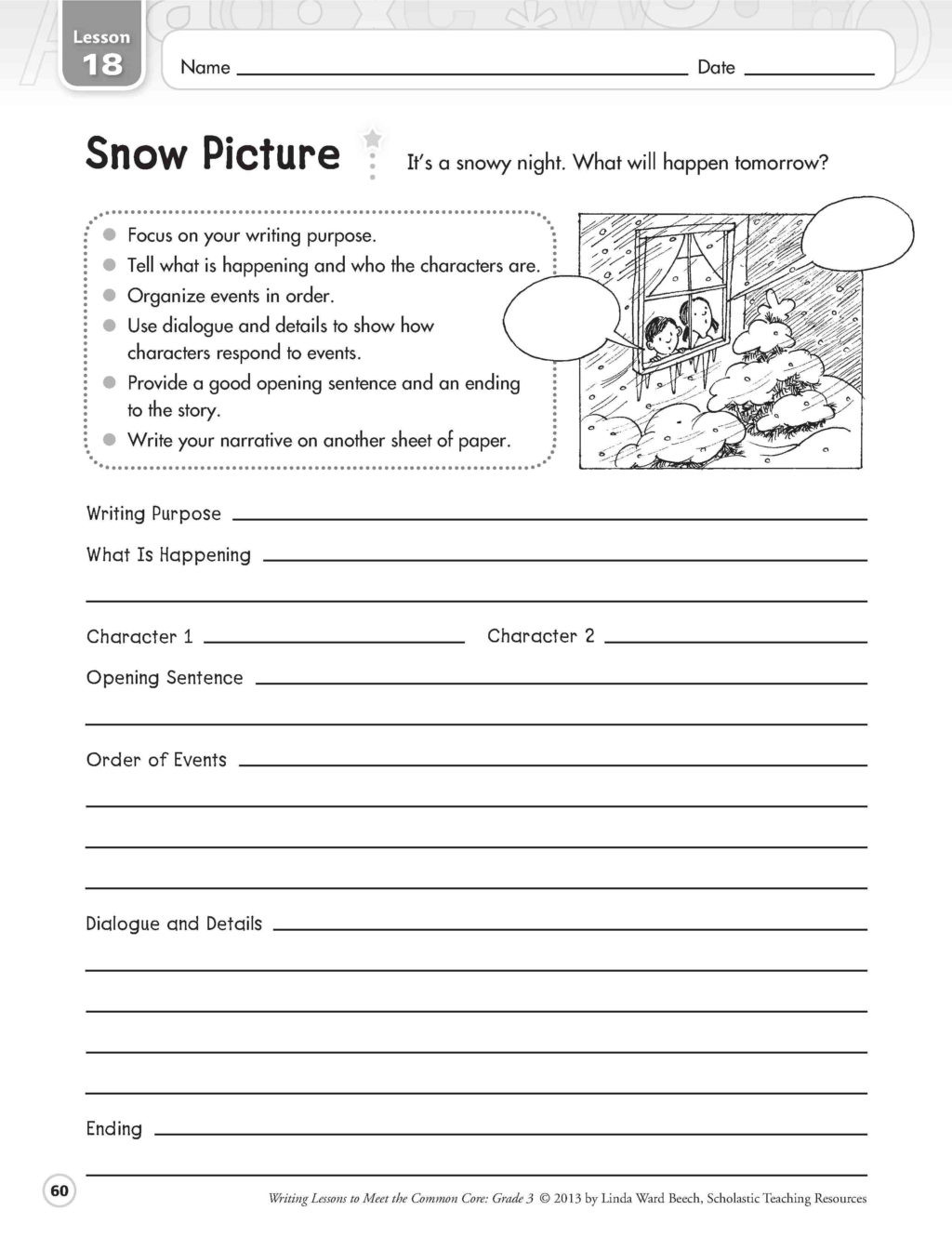 Dialogue Worksheets 3rd Grade Worksheet Outstandingntable Writing Worksheets Picture