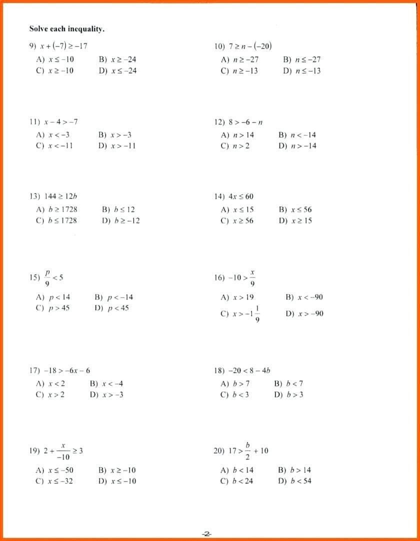 Distributive Property Worksheets 9th Grade 5 Distributive Property Worksheets 6th Grade 2 In 2020 with