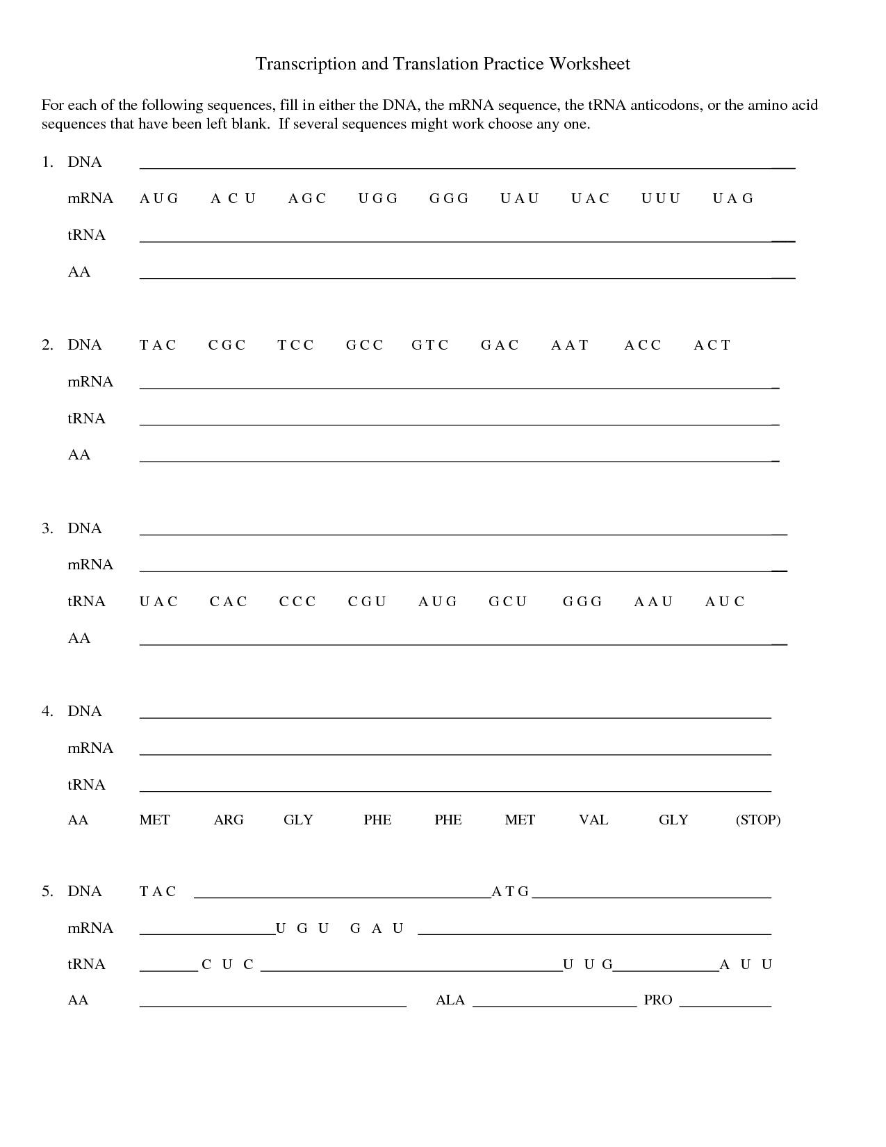 Dna Worksheet Middle School Pdf Dna Replication Review Worksheet Promotiontablecovers