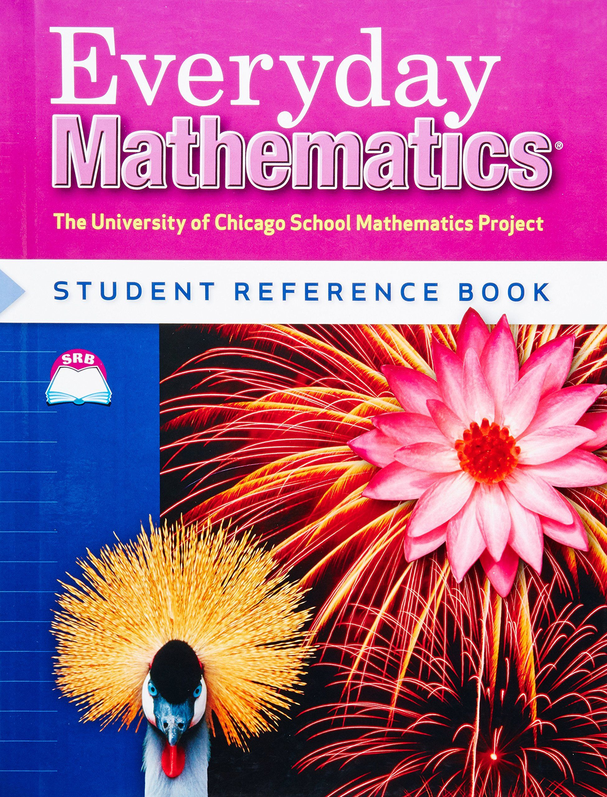 Everyday Math 4th Grade Worksheets Everyday Mathematics Student Reference Book Grade 4