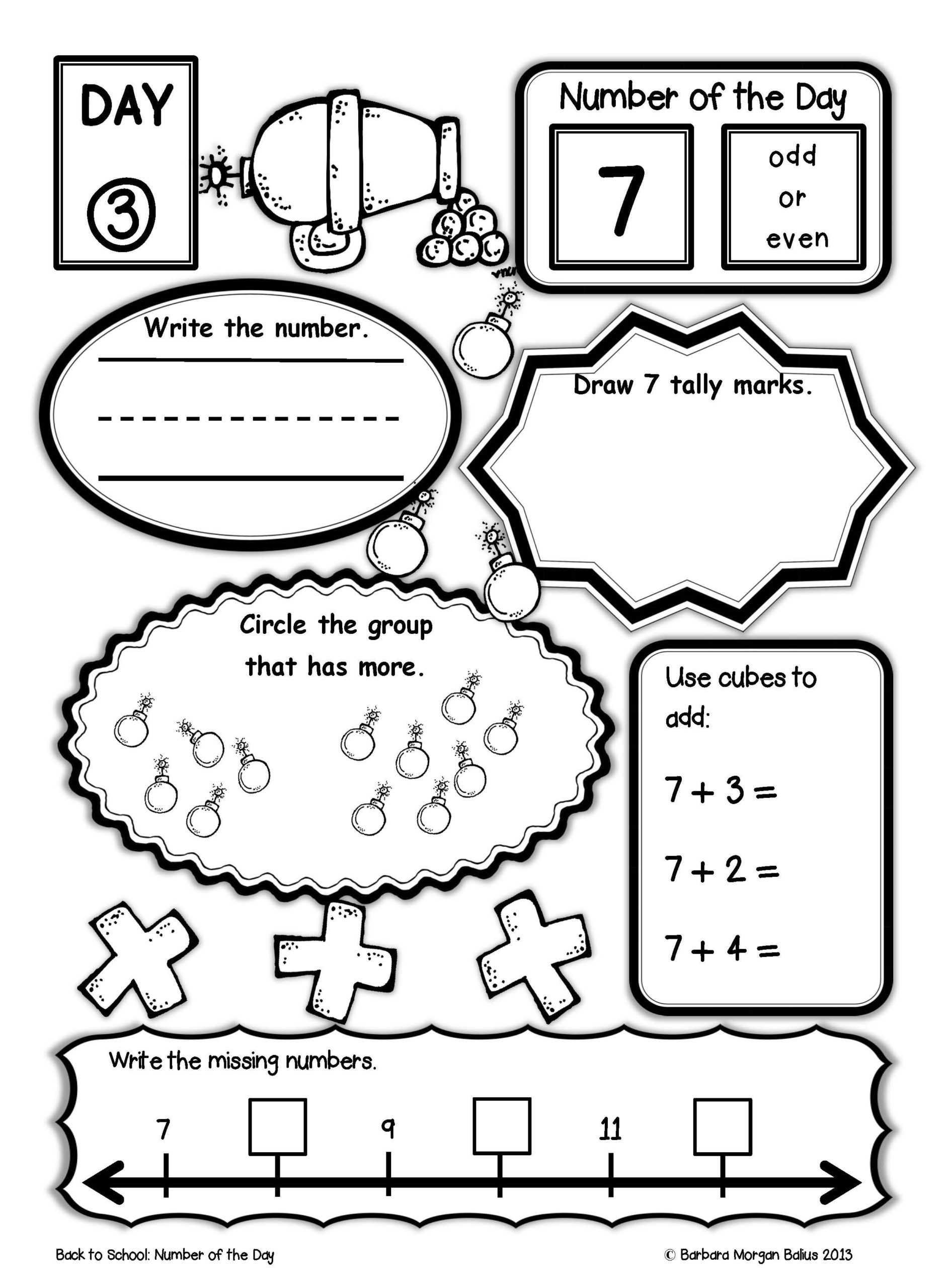 First Grade History Worksheets Math for 1st Graders Free Grade 1 Math Back to School