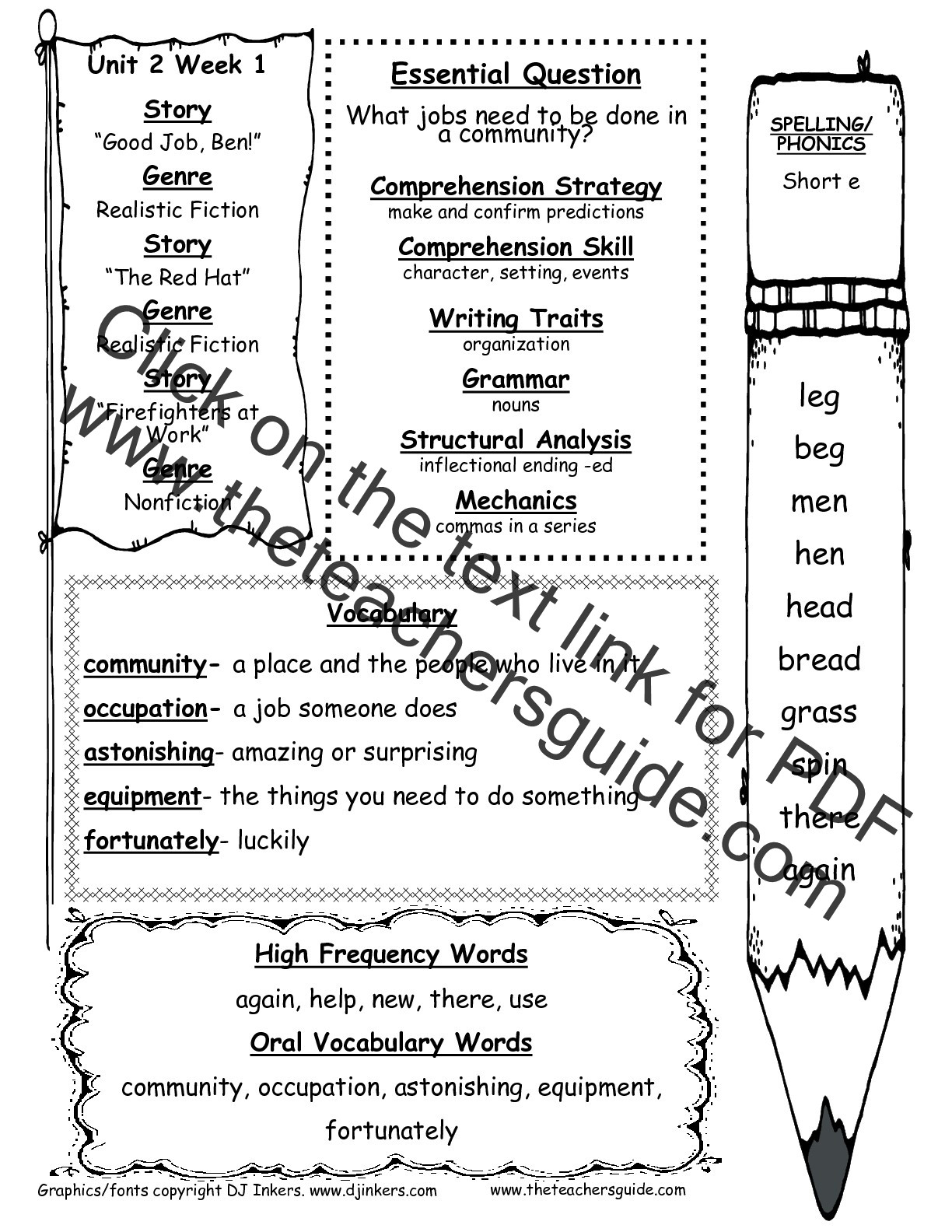First Grade Spelling Words Worksheets Mcgraw Hill Wonders 1st Grade Resources and Printouts for