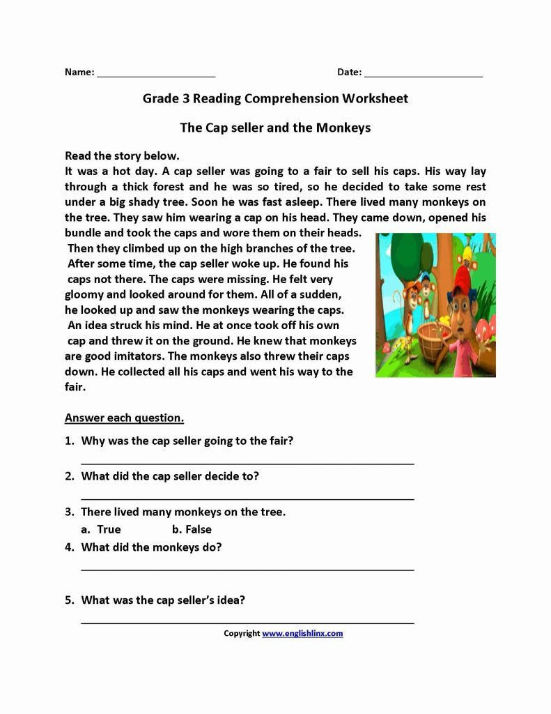 Free 7th Grade Reading Worksheets Worksheet 7th Grade Reading and Writing Worksheets