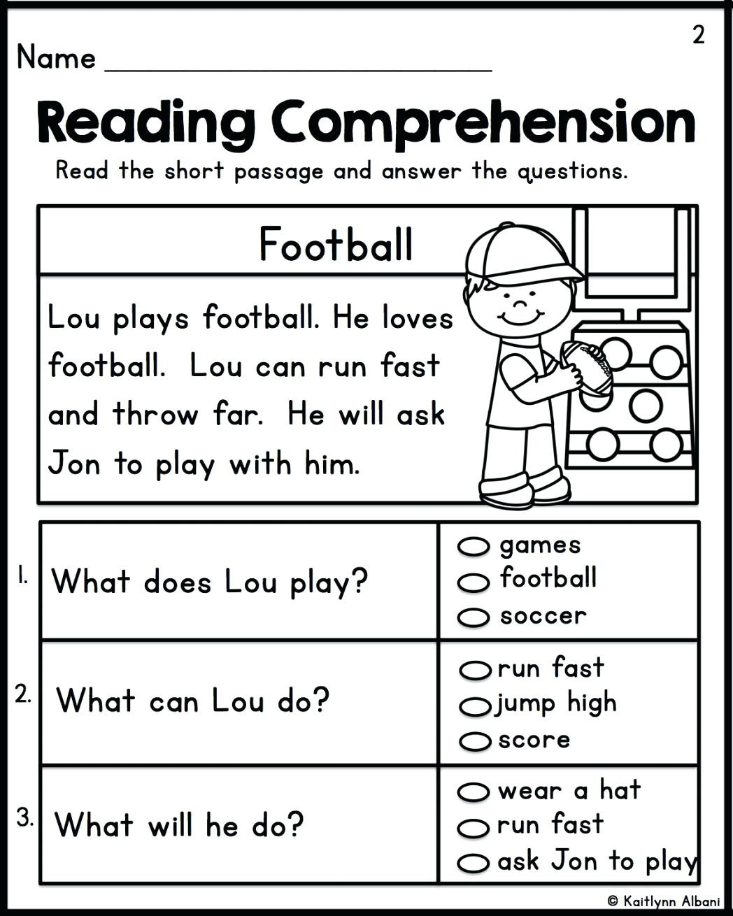 Free First Grade Reading Worksheets 1st Grade Worksheet Reading to Free Activity Worksheets Math