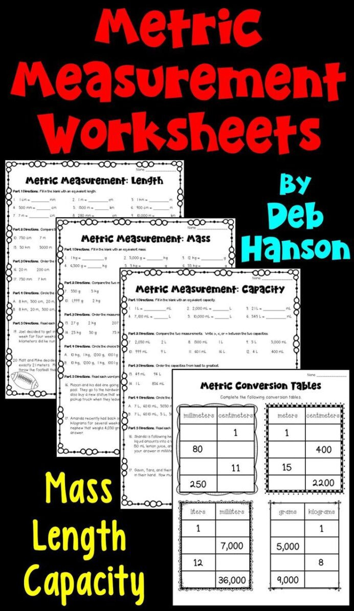 Free Measurement Worksheets Grade 1 Math Wiz Length Mass Capacity Worksheets Copywriting