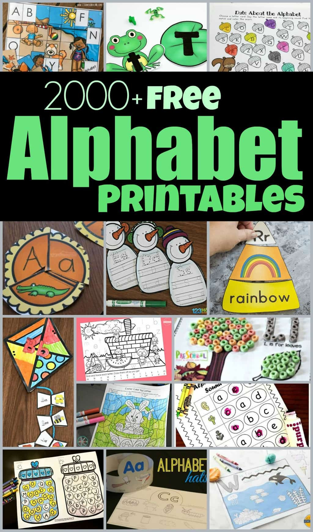 Free Printable Alphabetical order Worksheets Free Alphabet Printables