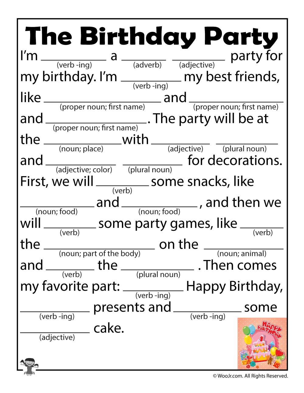 Free Printable Safety Signs Worksheets Funny Birthday Mad Libs Kittybabylove Free Printable