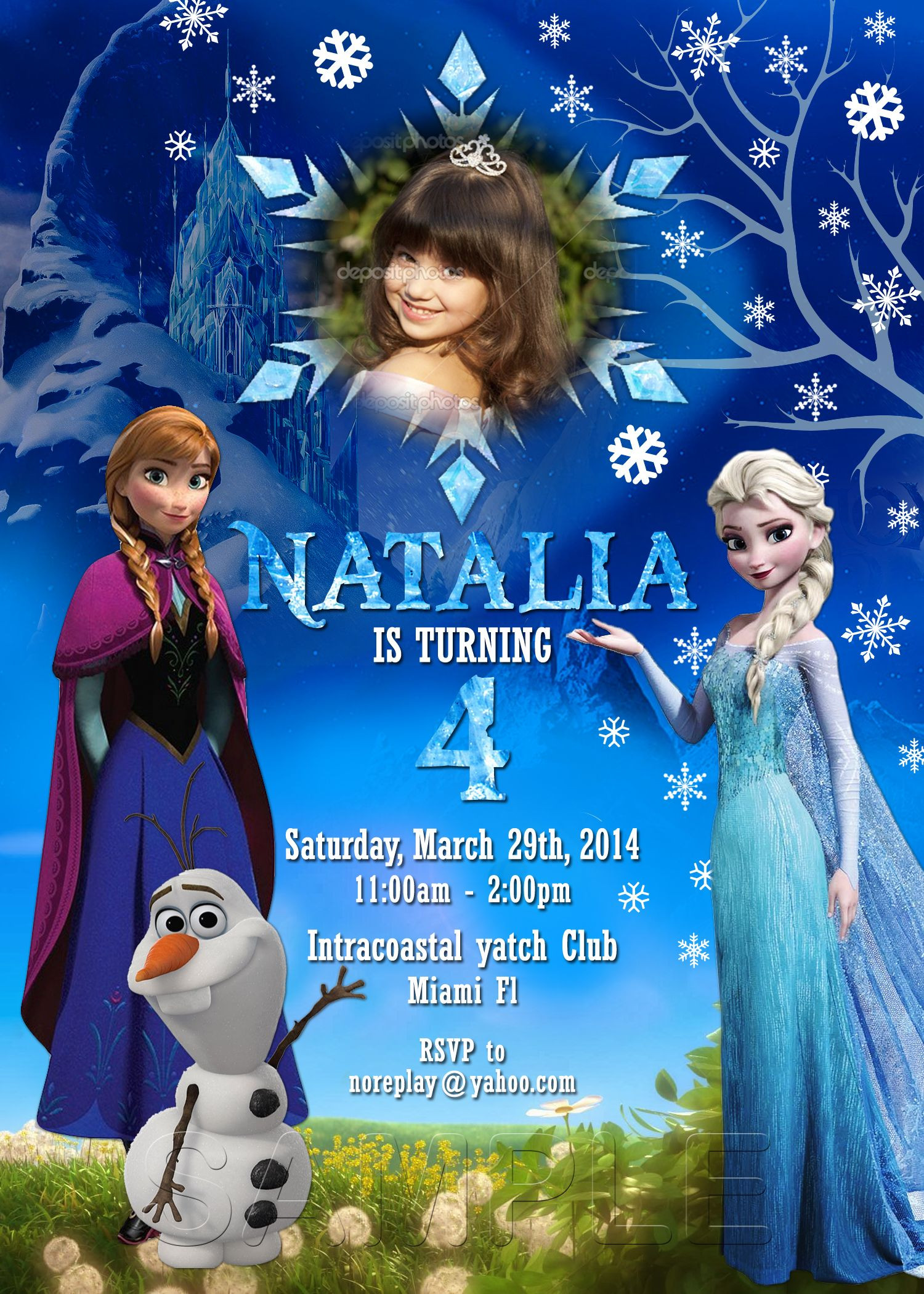 Frozen Invitations Printable Free Disney Frozen Invitation Card Cutemoments by Jr