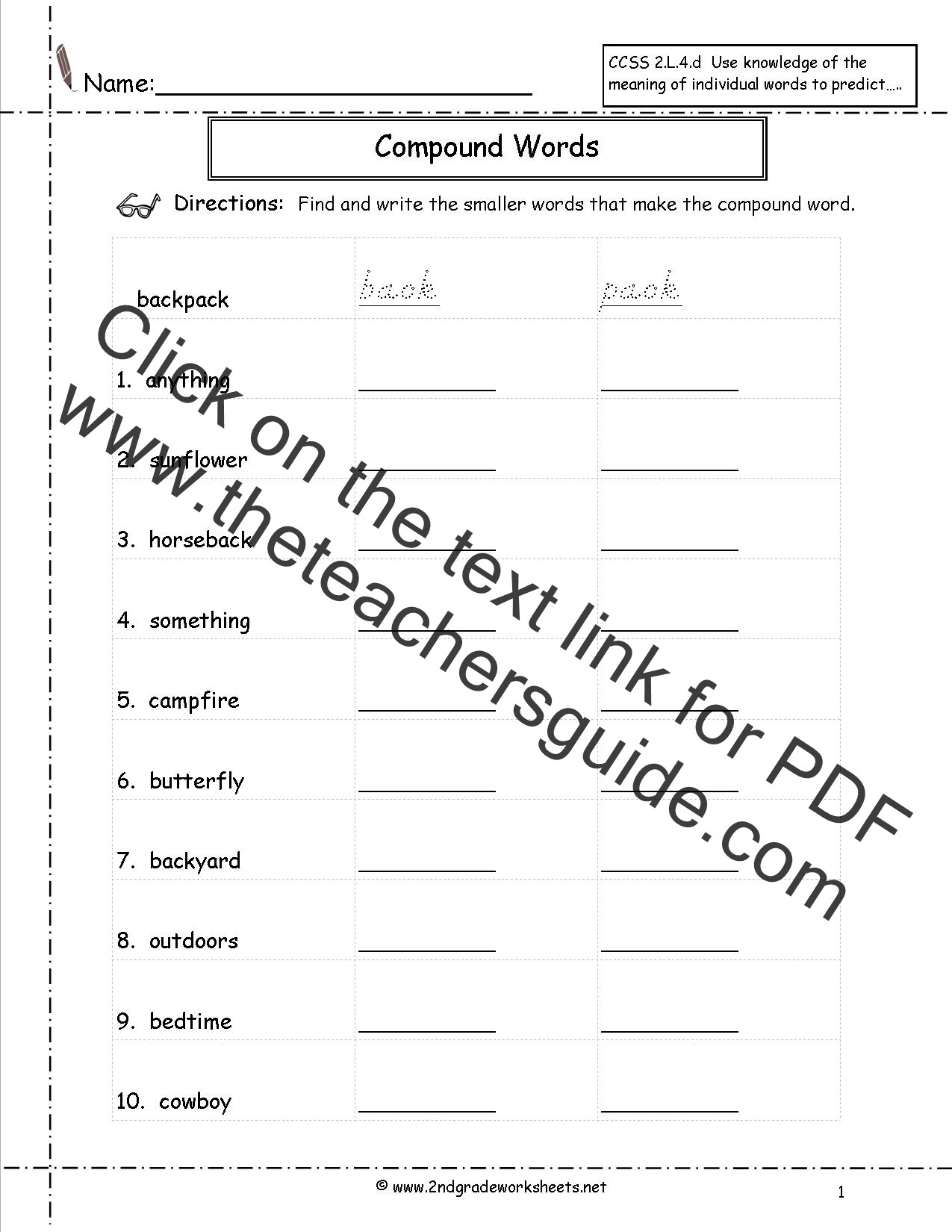 Grammar 3rd Grade Worksheets Free Language Grammar Worksheets and Printouts 2nd Grade