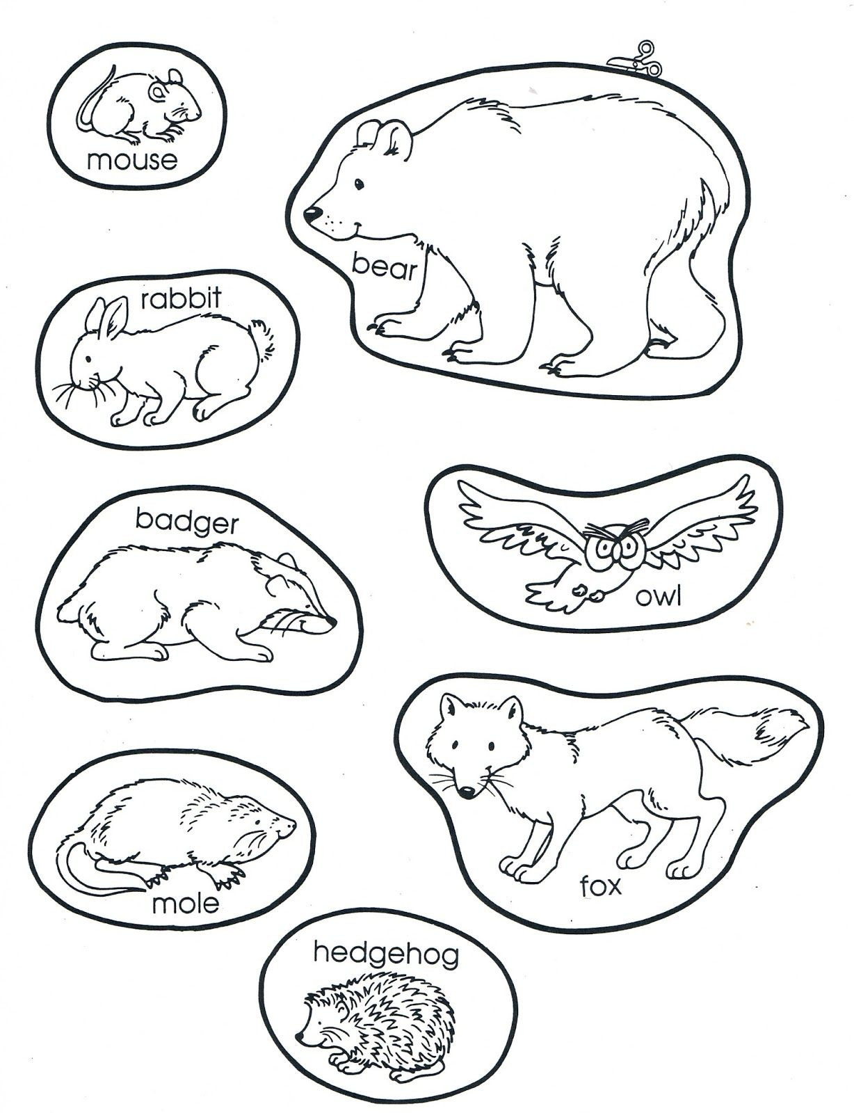 Hibernation Worksheet for Preschool 3 Digit Subtraction with Regrouping Worksheets 3rd Grade 3s