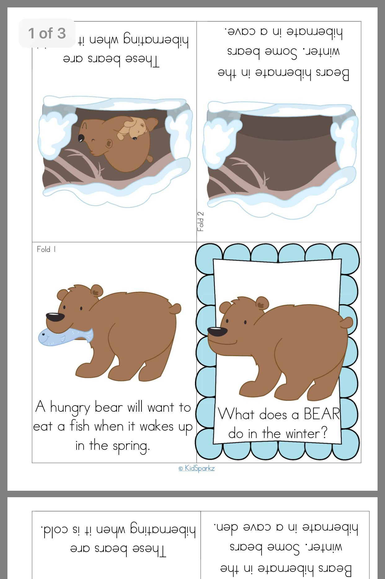 Hibernation Worksheet for Preschool Pin by Jacquelene Howard Johnson On Winter Snowman with