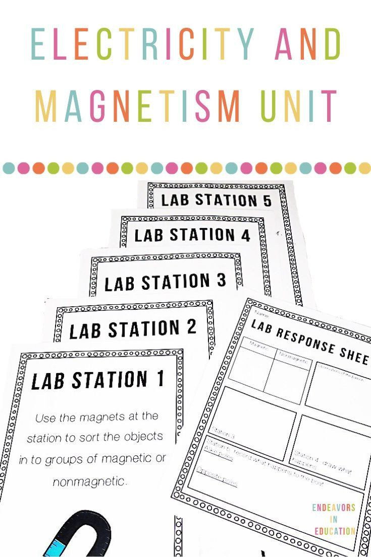 Magnetism Worksheet for High School Bill Nye Inventions Worksheet Electricity and Magnetism