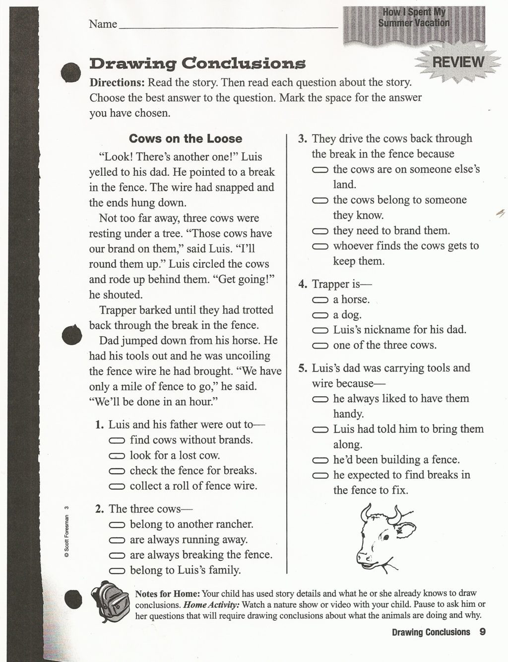 Main Idea Worksheets Grade 1 Worksheet Outstanding Third Grade Reading Worksheets