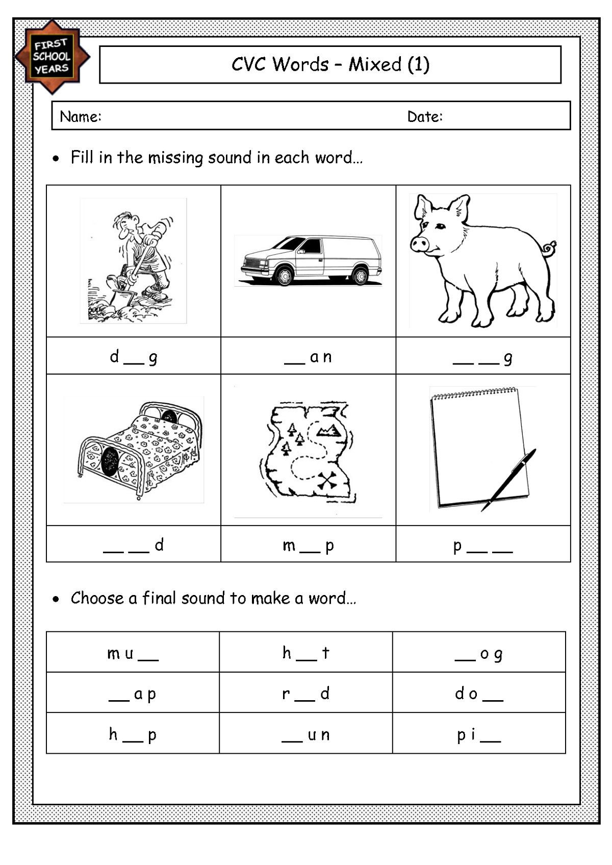 Mammal Worksheets First Grade First Grade Worksheets In 2020