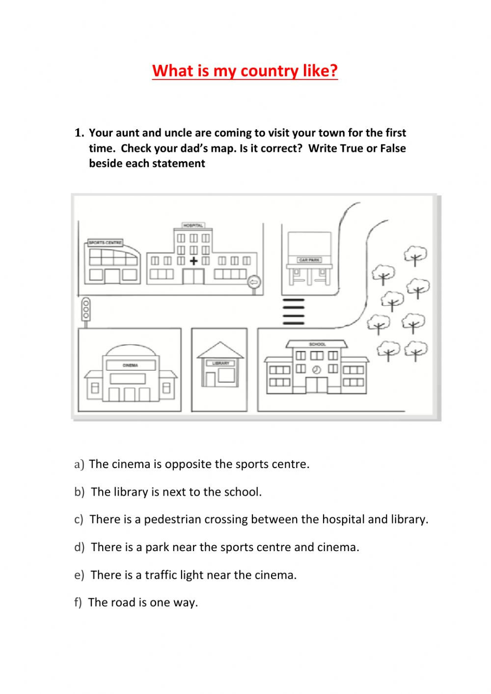 Maps Worksheets 2nd Grade 2nd Grade sociales Unit 6 2 Interactive Worksheet