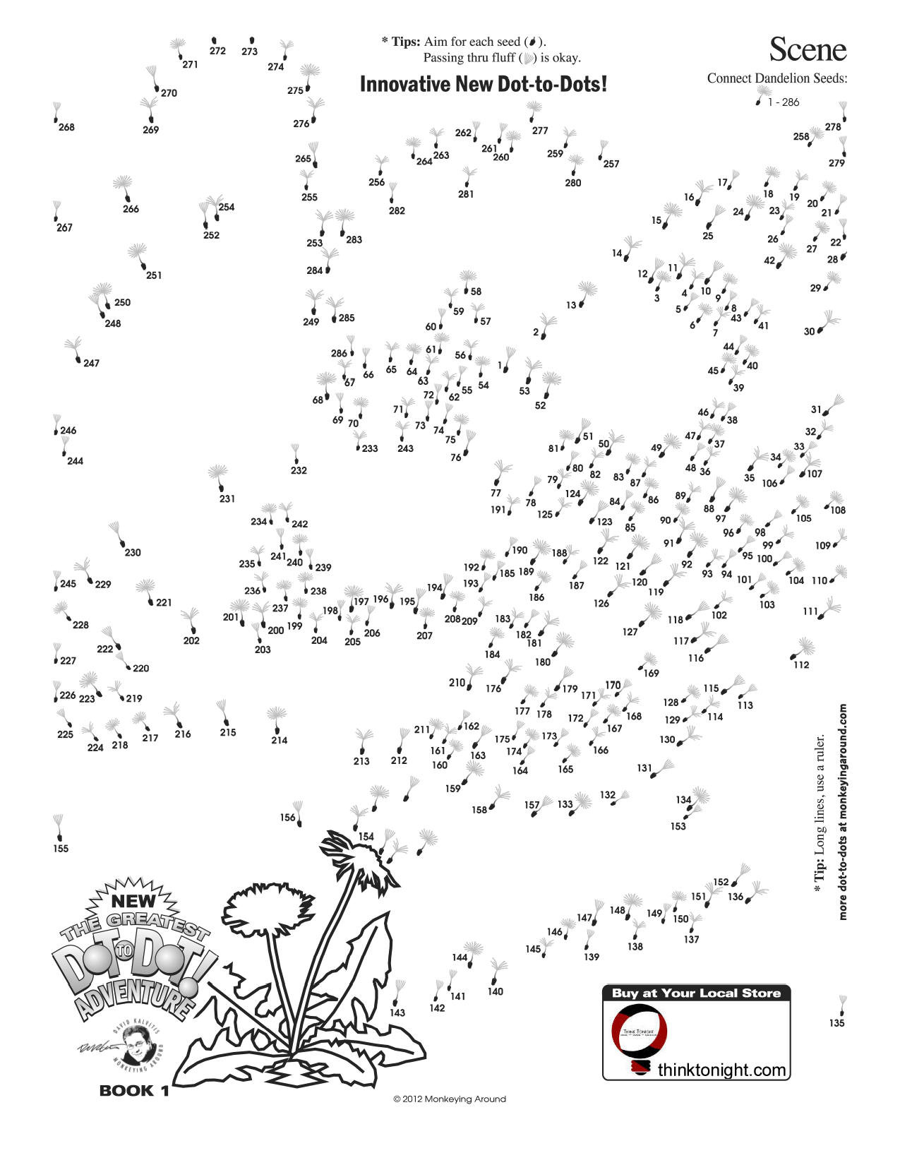 Math Dot to Dot Worksheets Downloadable Dot to Dot Puzzles