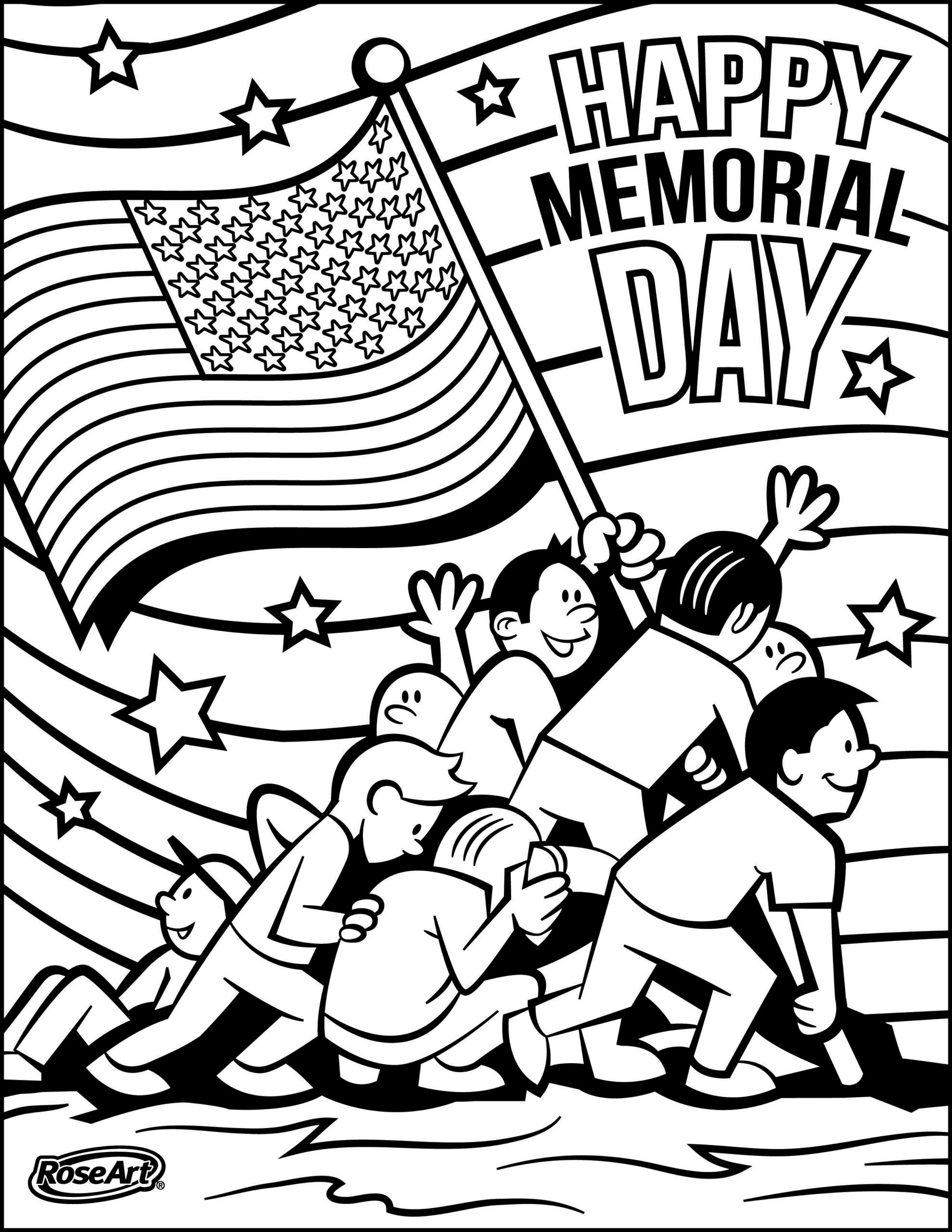 Memorial Day Worksheets First Grade Memorial Day Question Worksheet