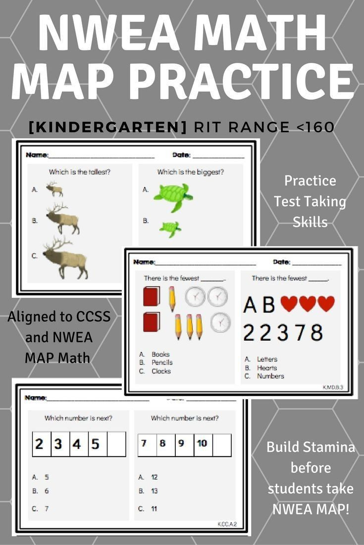 Nwea Math Practice Worksheets Pin On Free Printable Math Worksheets