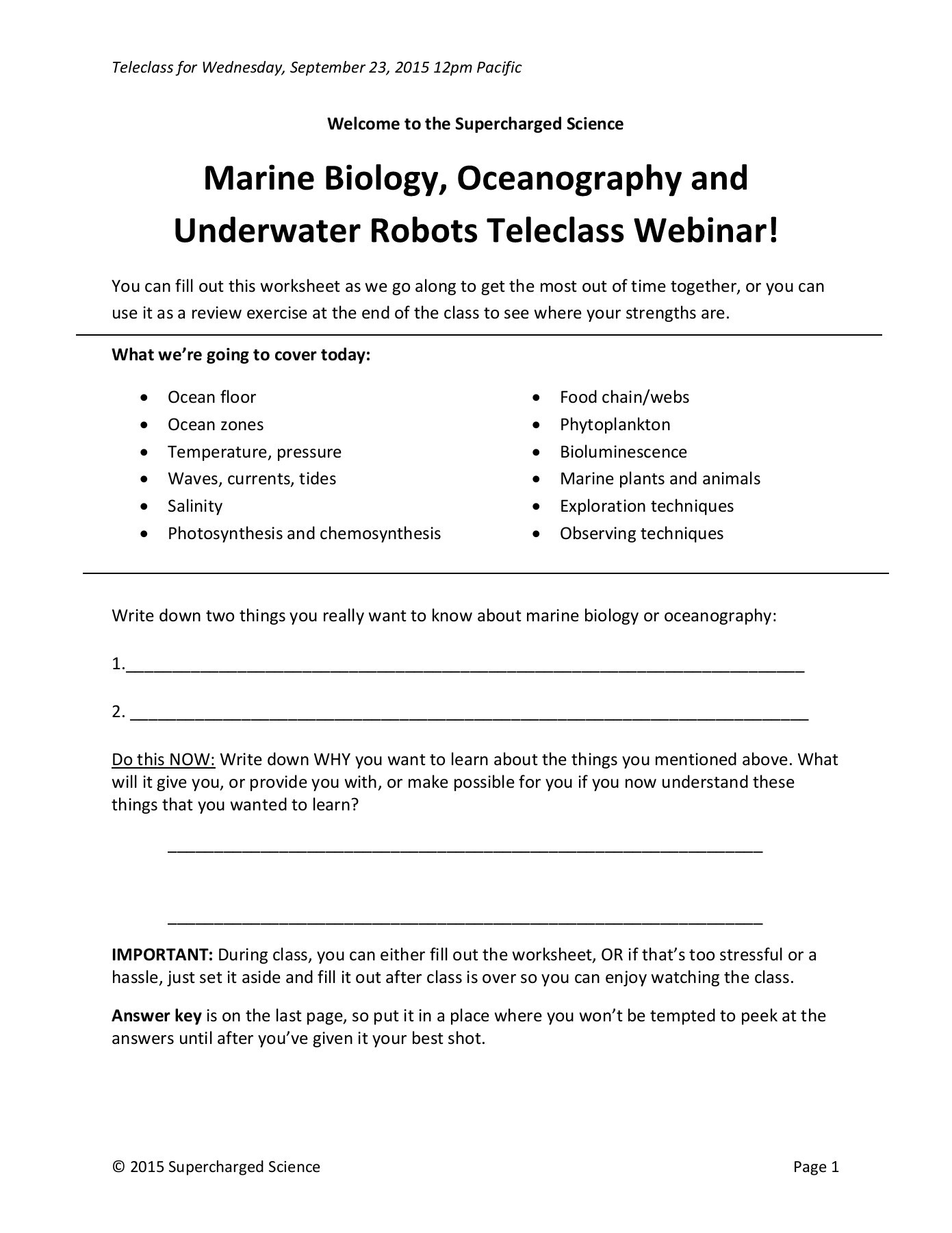 Ocean Floor Worksheets 5th Grade Exploring the Ocean Worksheet