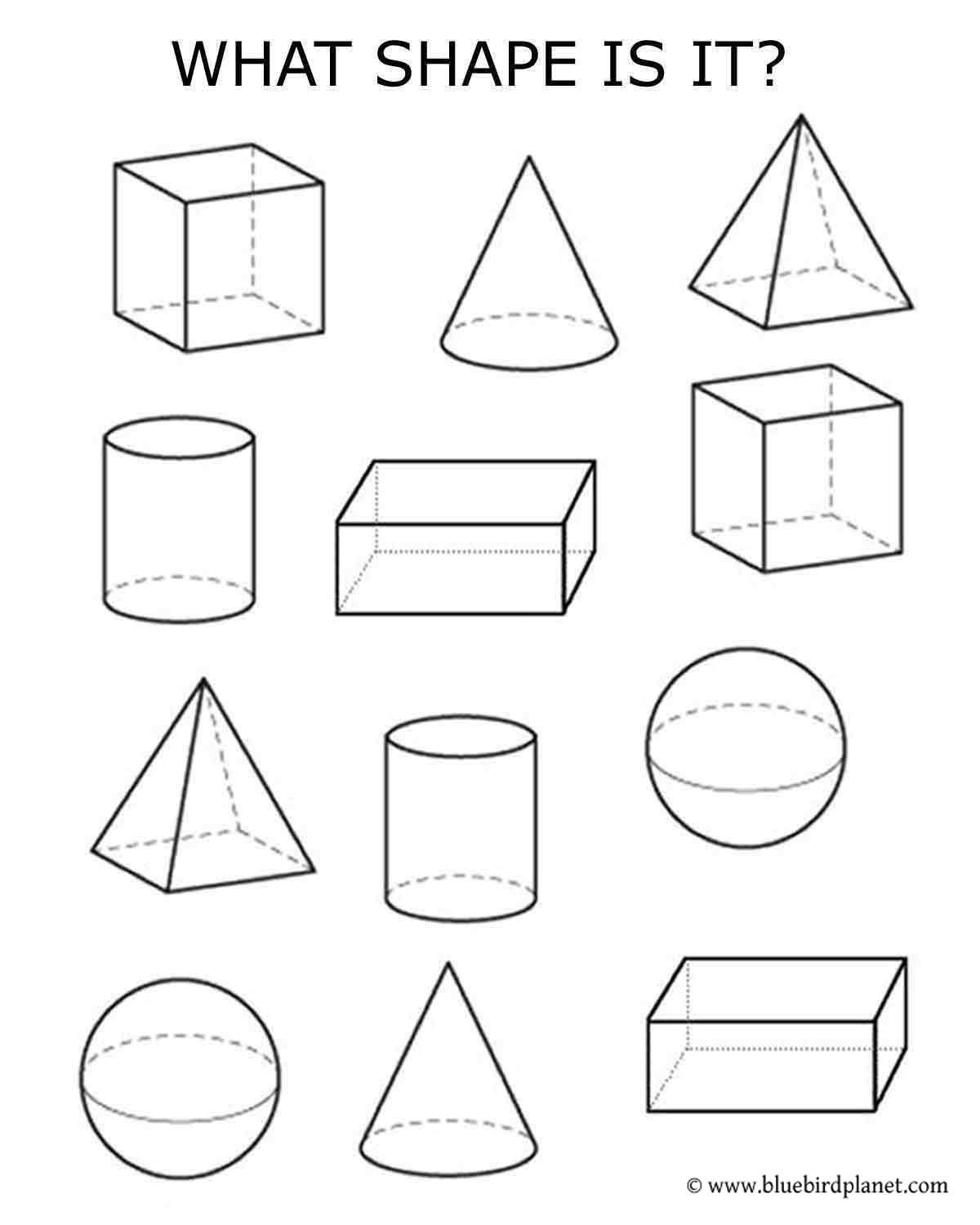 Polygon Worksheets 3rd Grade Free Printable Worksheets for Preschool Kindergarten 1st