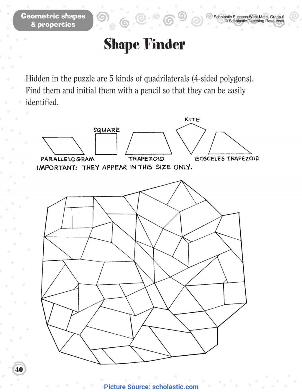 Polygon Worksheets 3rd Grade Worksheet Splendi 3rd Grade Geometry Worksheets Second Ota