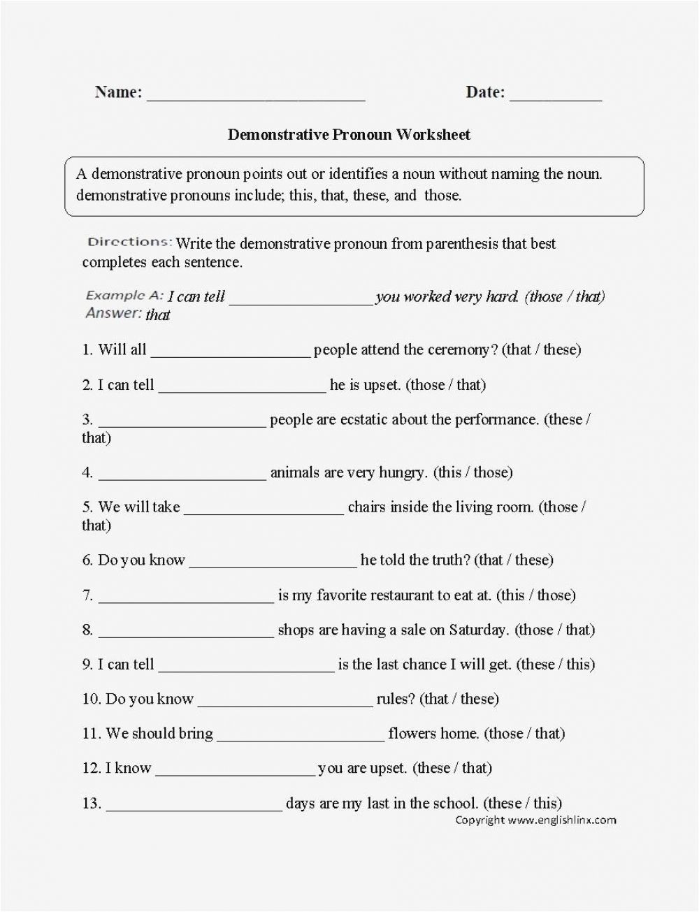 Prepositional Phrases Worksheet 6th Grade Pin On School Learning Subjects