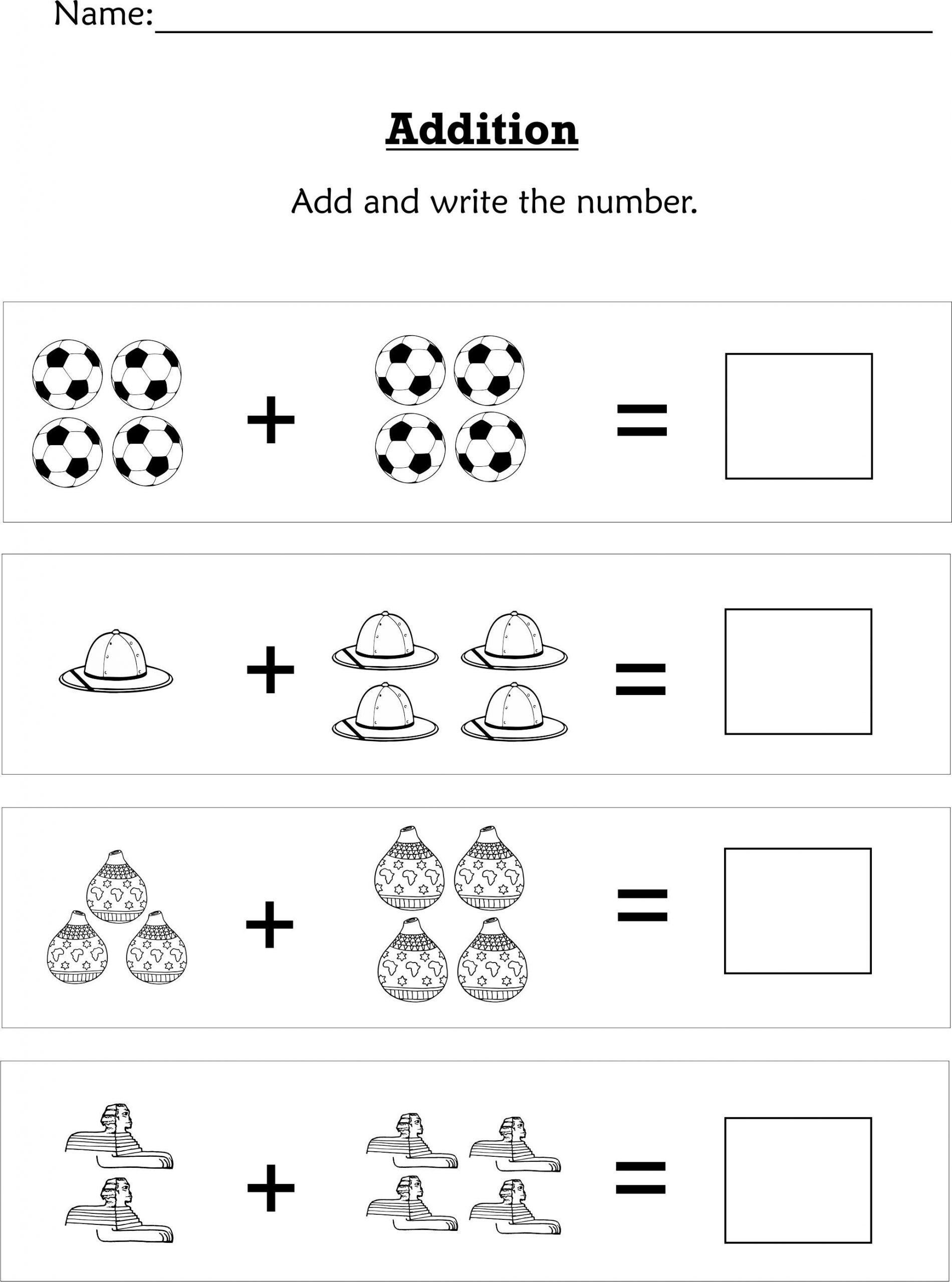 Preschool Addition Worksheets Printable Math Worksheet 44 Stunning Printable Pre K Math Worksheets