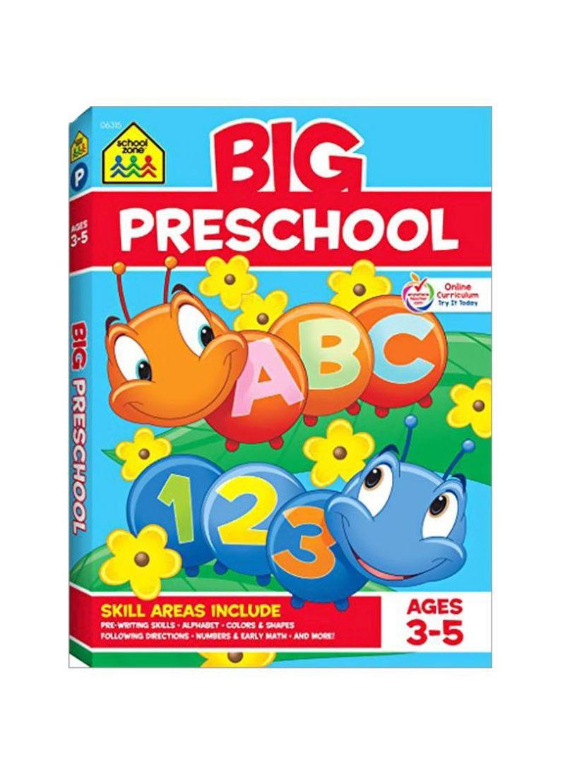 Preschool Palace Curriculum تسوق وbig Preschool Paperback أونلاين في الإمارات