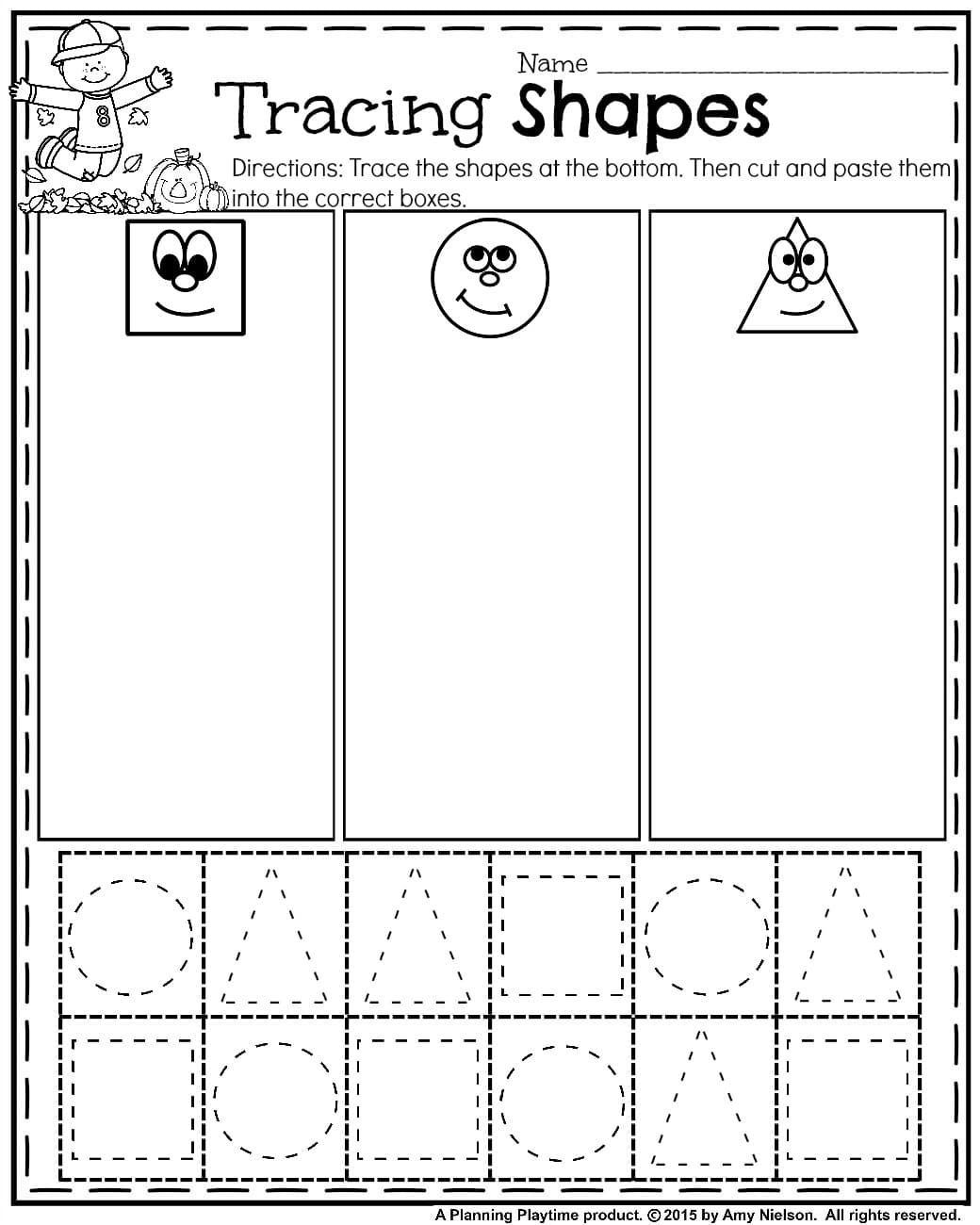 Printable Cut and Paste Worksheets 7 Best Cut and Paste Worksheets Images On Best Worksheets