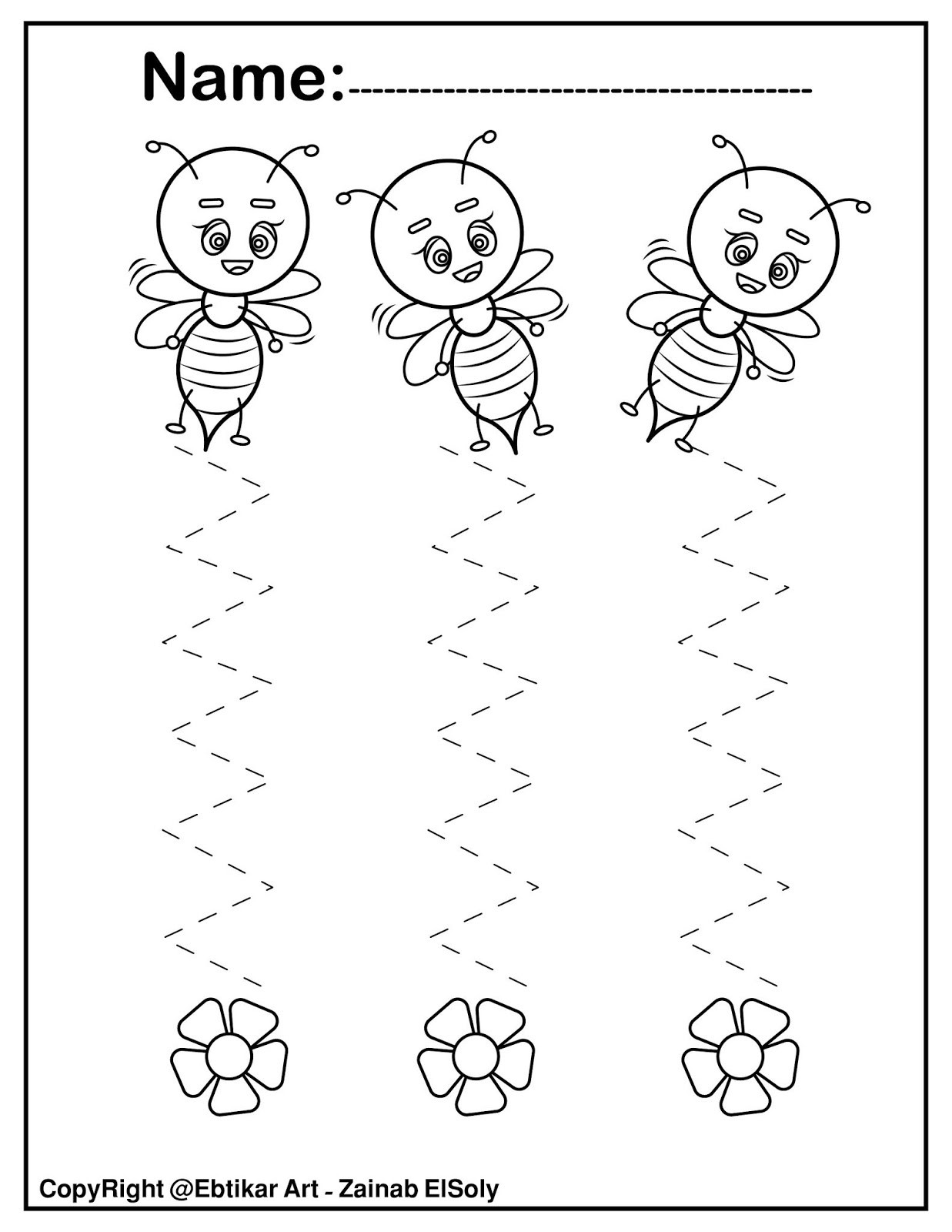 Printable Rebus Puzzles for Kids Set Fine Motor Tracing Activity More Less Worksheets