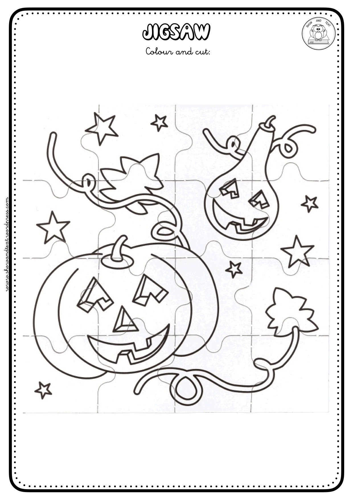 Pronoun Worksheets for 2nd Grade Halloween Show and Text Pronoun Worksheets Blog My Math