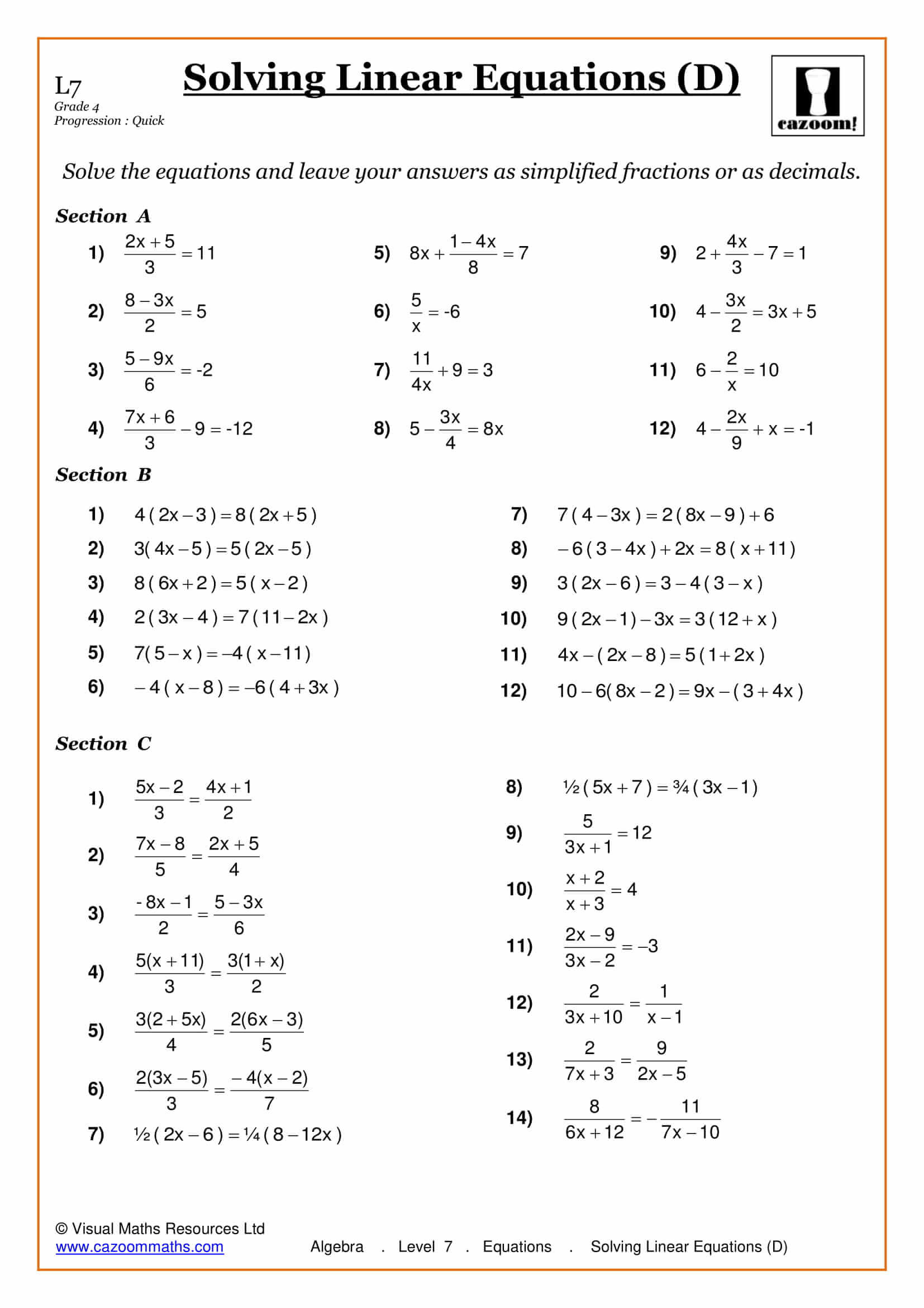 Saxon Math 2 Worksheets Pdf Maths Worksheets Ks3 Ks4 Printable Pdf Math Go Linear