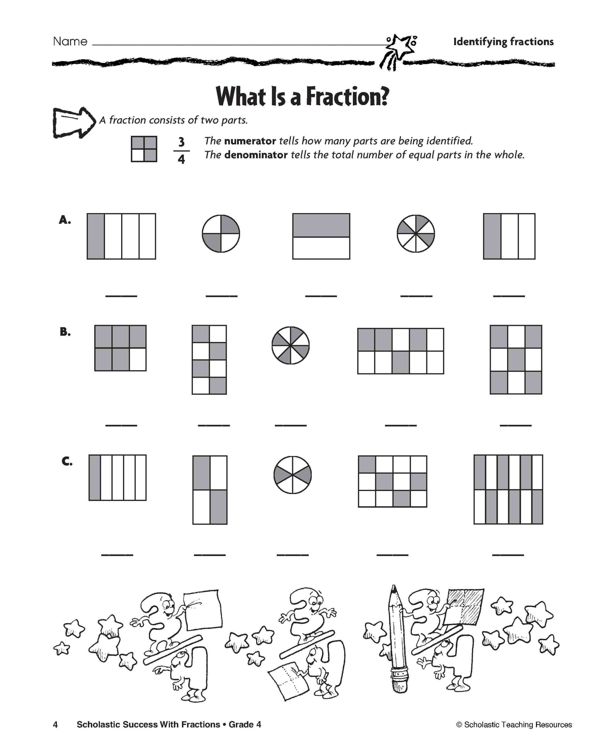 Scholastic Math Worksheets Critical Thinking Activities for Fast Finishers and Beyond